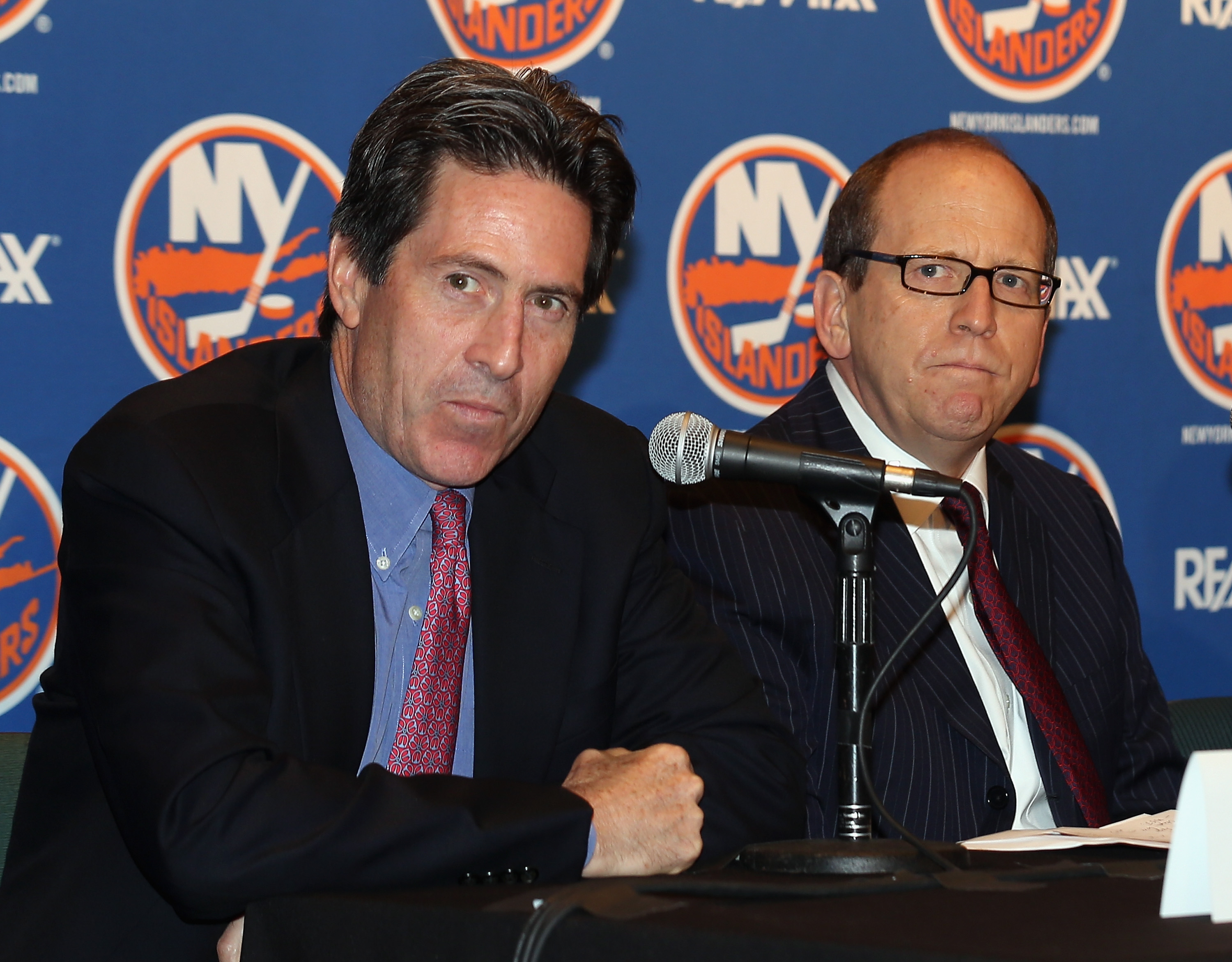 New York Islanders Introduce New Owners