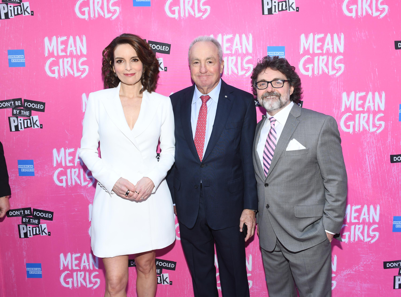 'Mean Girls' Broadway Opening Night