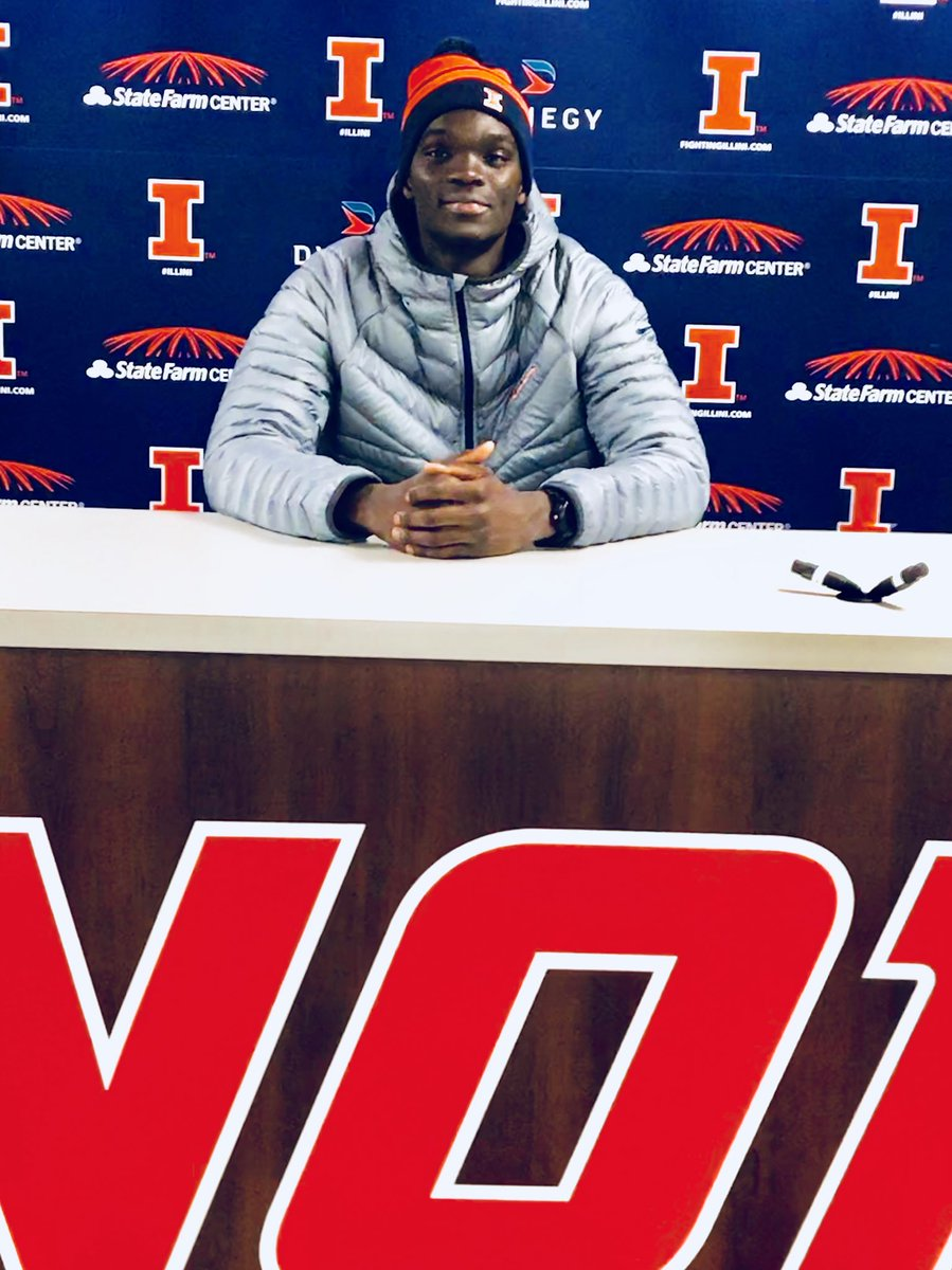 Forward Samba Kane Signs With Illinois