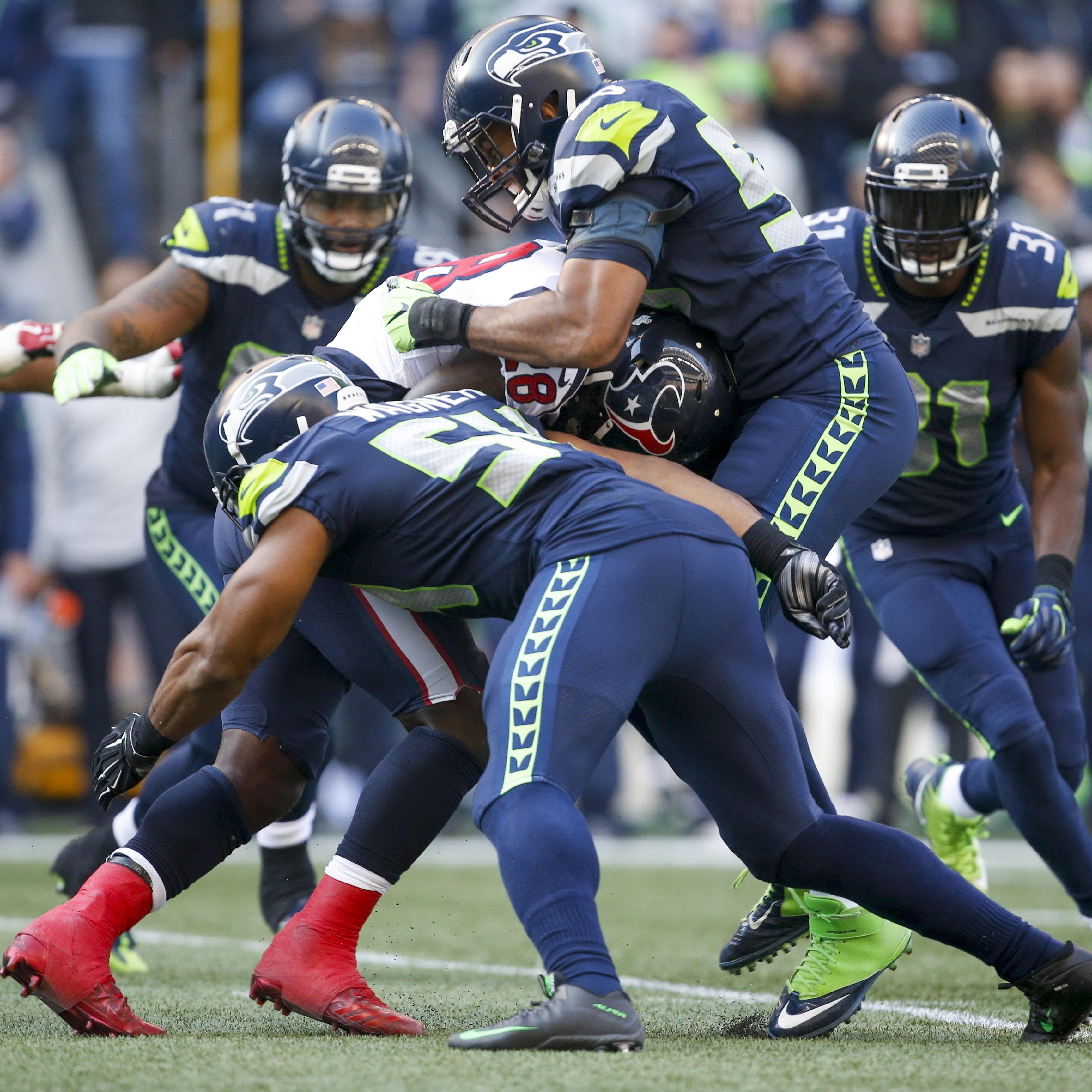 NFL: Houston Texans at Seattle Seahawks