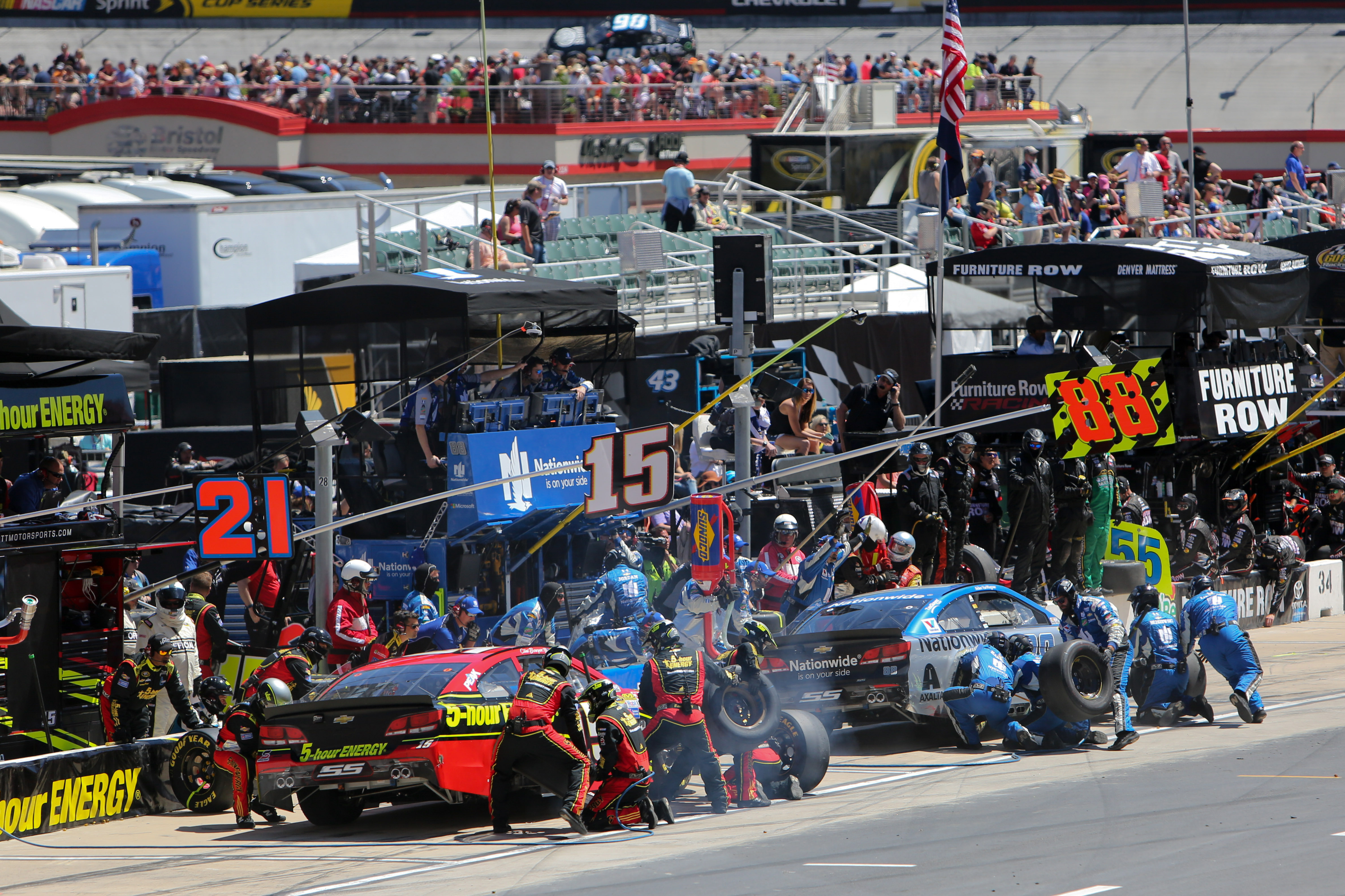 NASCAR: Food City 500