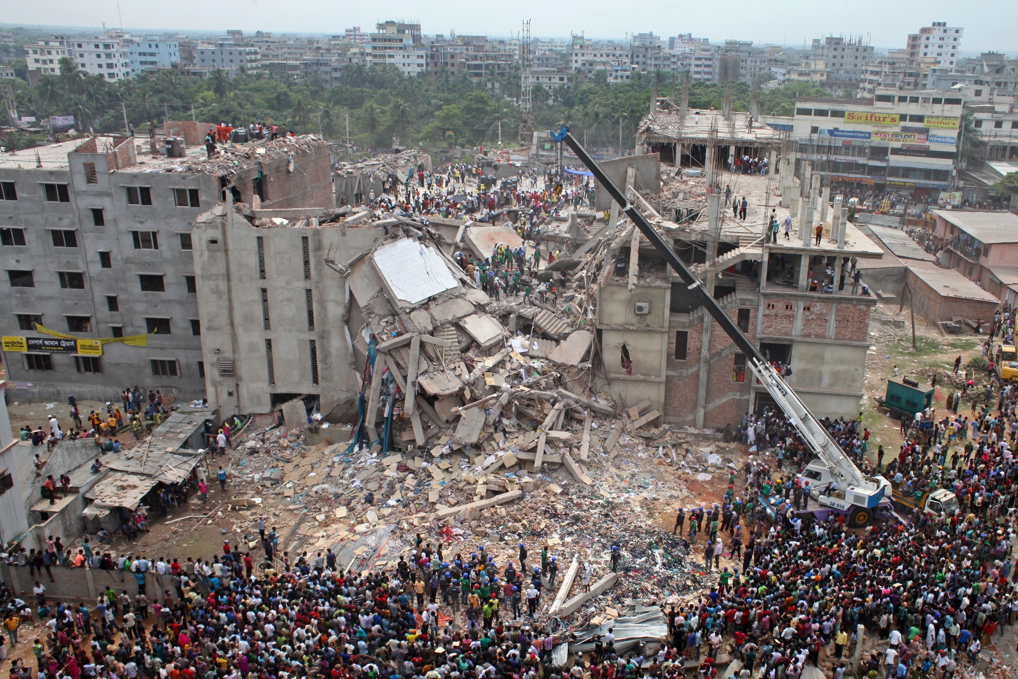 5 Years After the Bangladesh Factory Collapse, Are Workers Safer