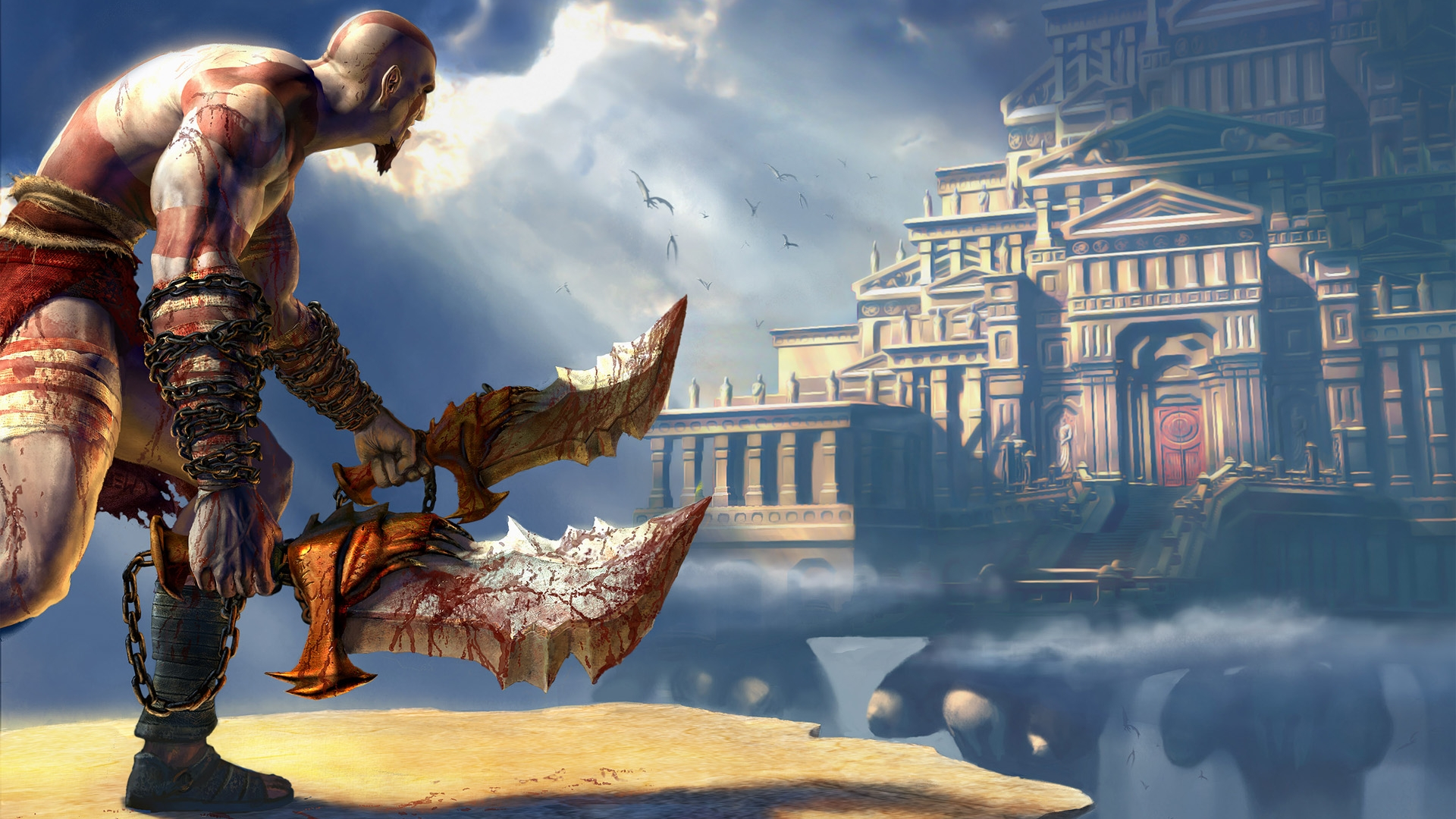 Image result for GOD OF WAR 1