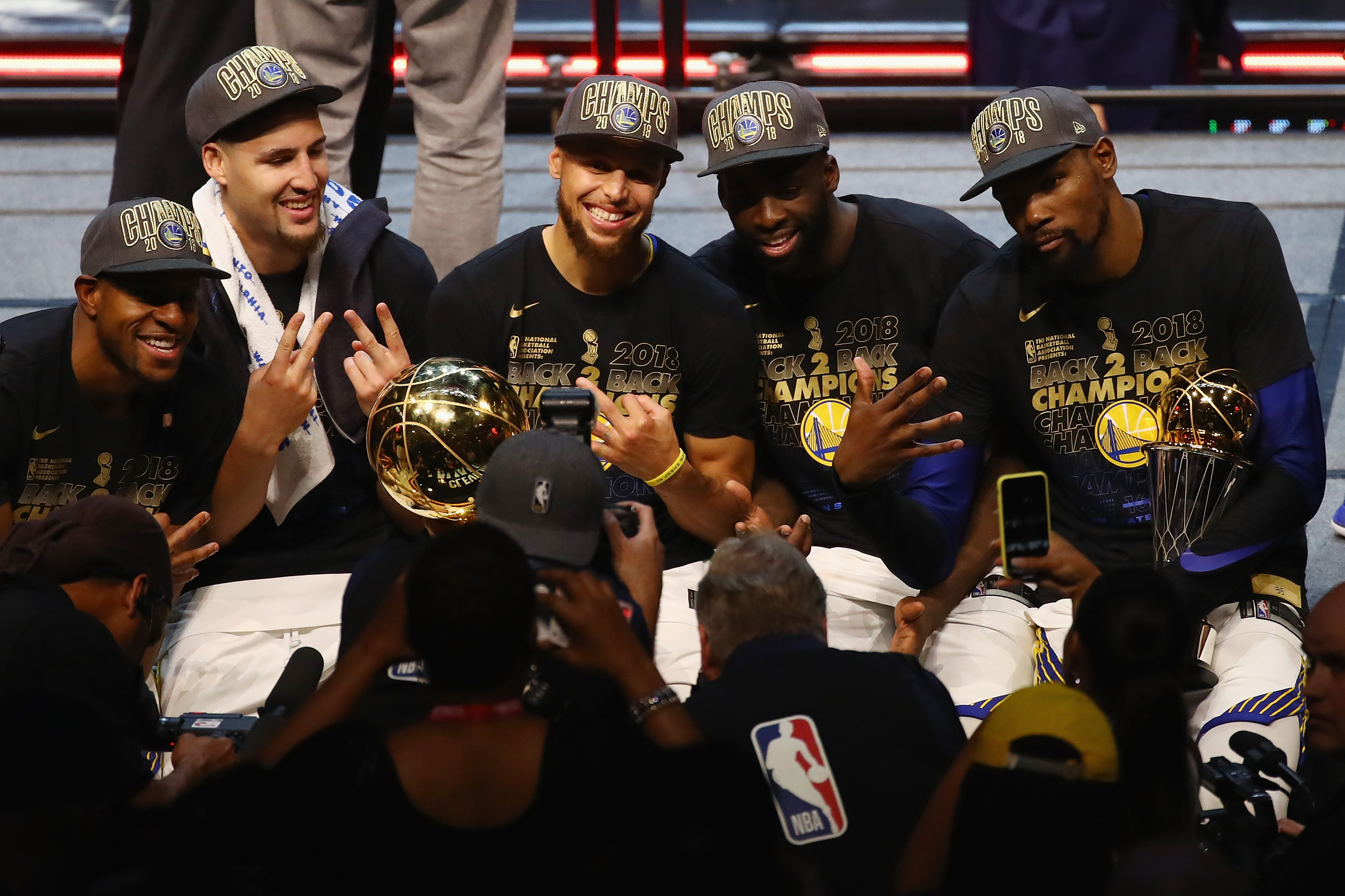 6ce1b07108f6 Everything you need to know about the Warriors winning the 2018 NBA title