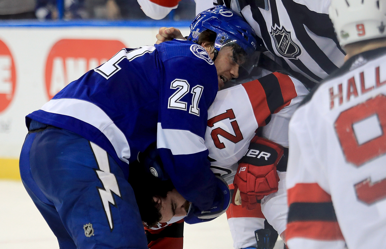 New Jersey Devils v Tampa Bay Lightning - Game Two