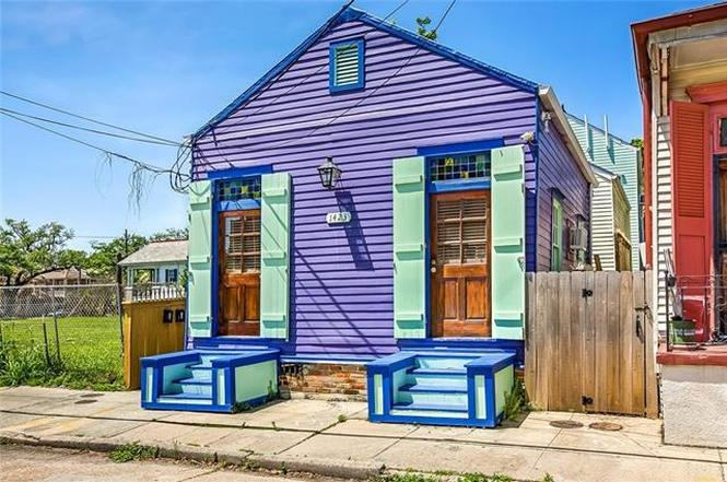 New orleans homes neighborhoods architecture and real for New build homes under 250k