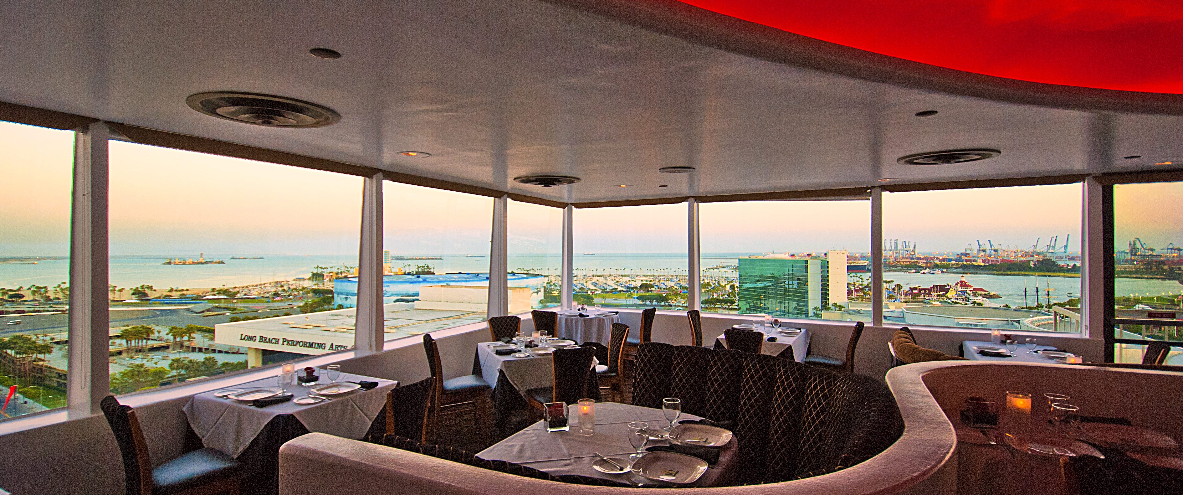 Long Beach S Cielo And Historic Sky Room To Close For A Two Year Remodel Eater La