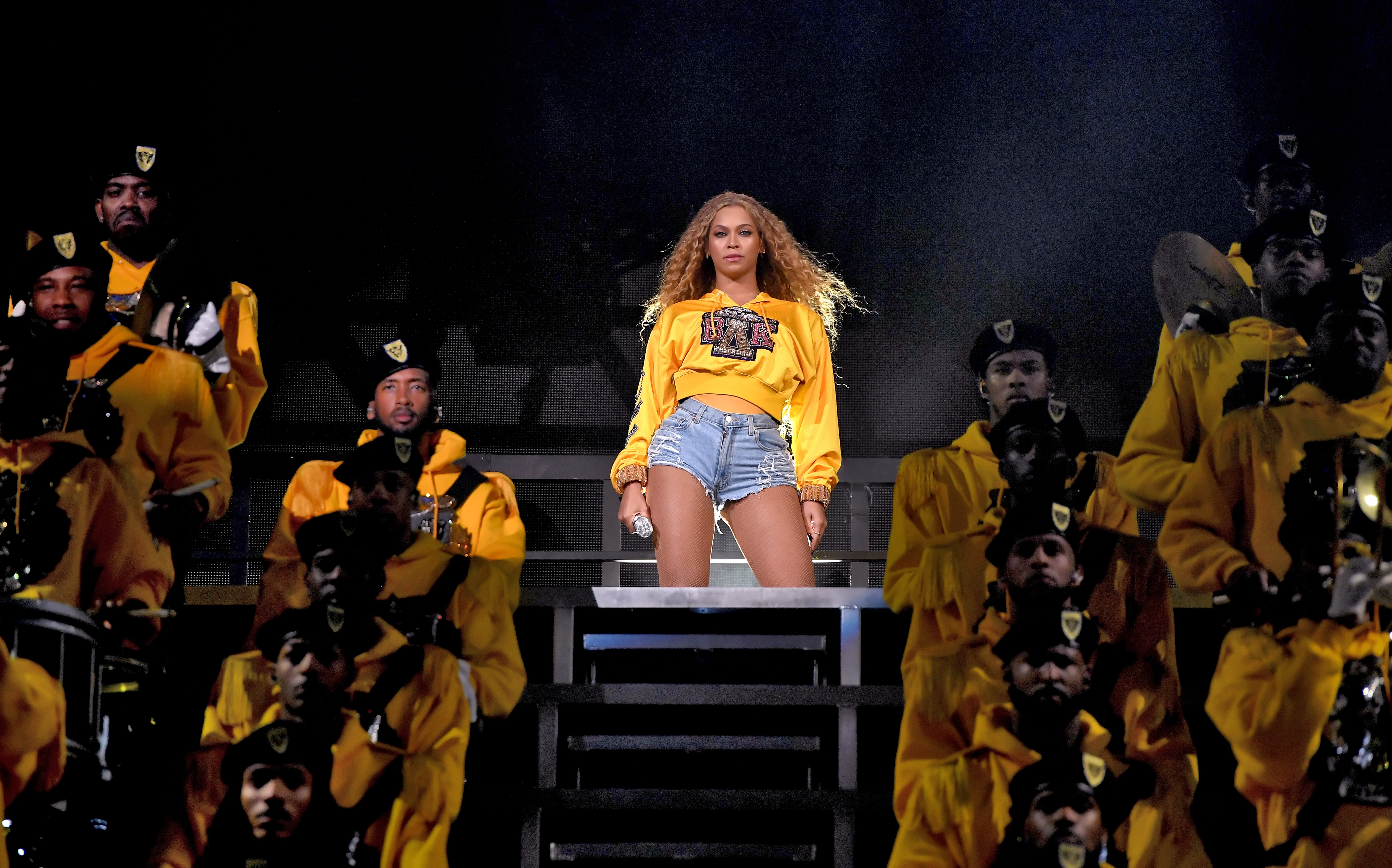 Beyoncé knew Coachella's white audience wouldn't understand her set. That's why she did it.
