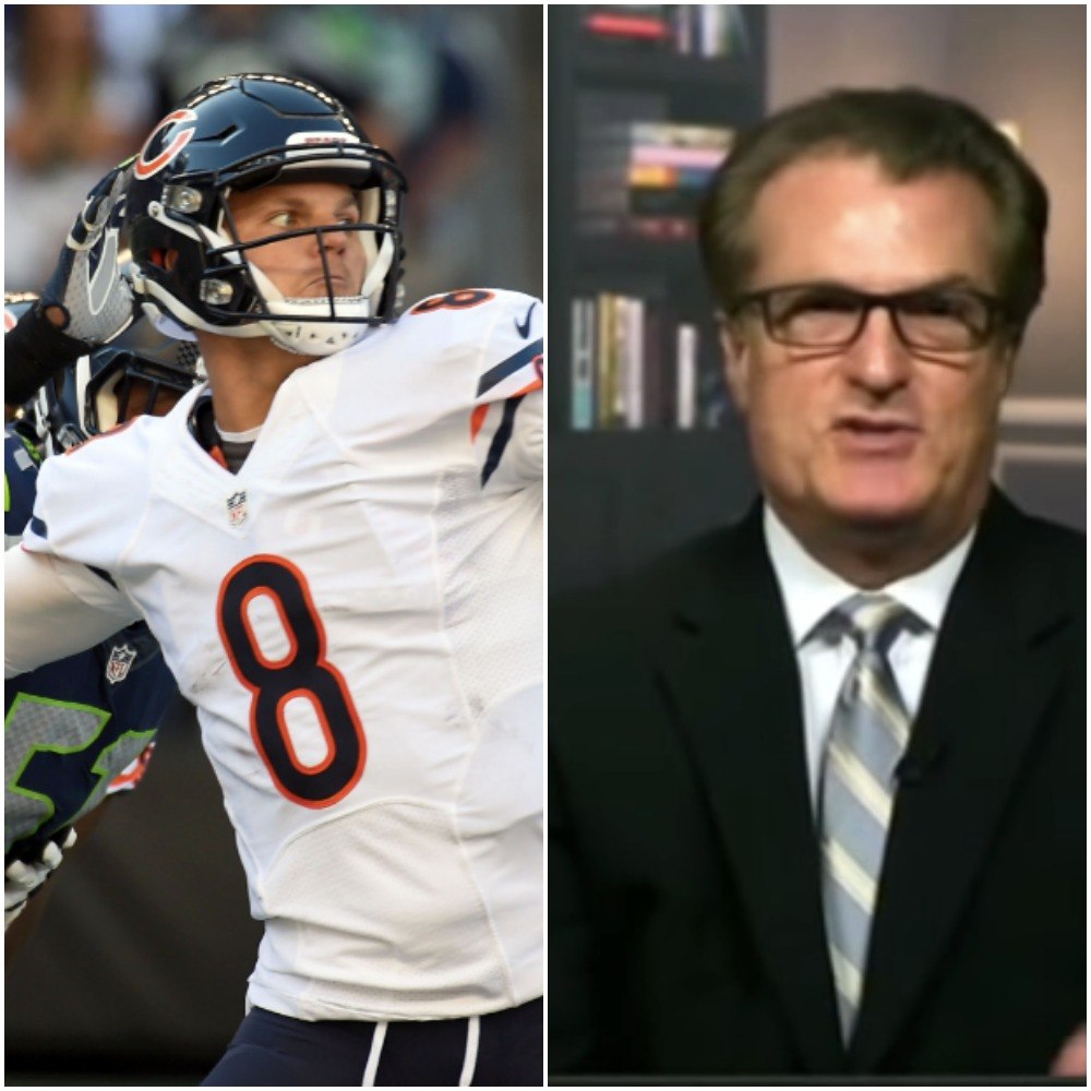 Mel Kiper has to retire right now, based on a Jimmy Clausen bet he made before the 2010 NFL Draft