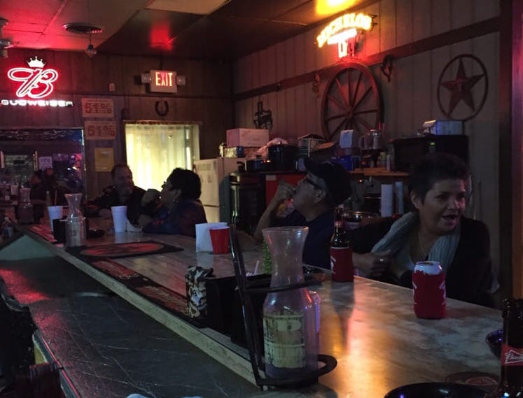 Racist Sign at Fort Worth Bar Will Be Removed