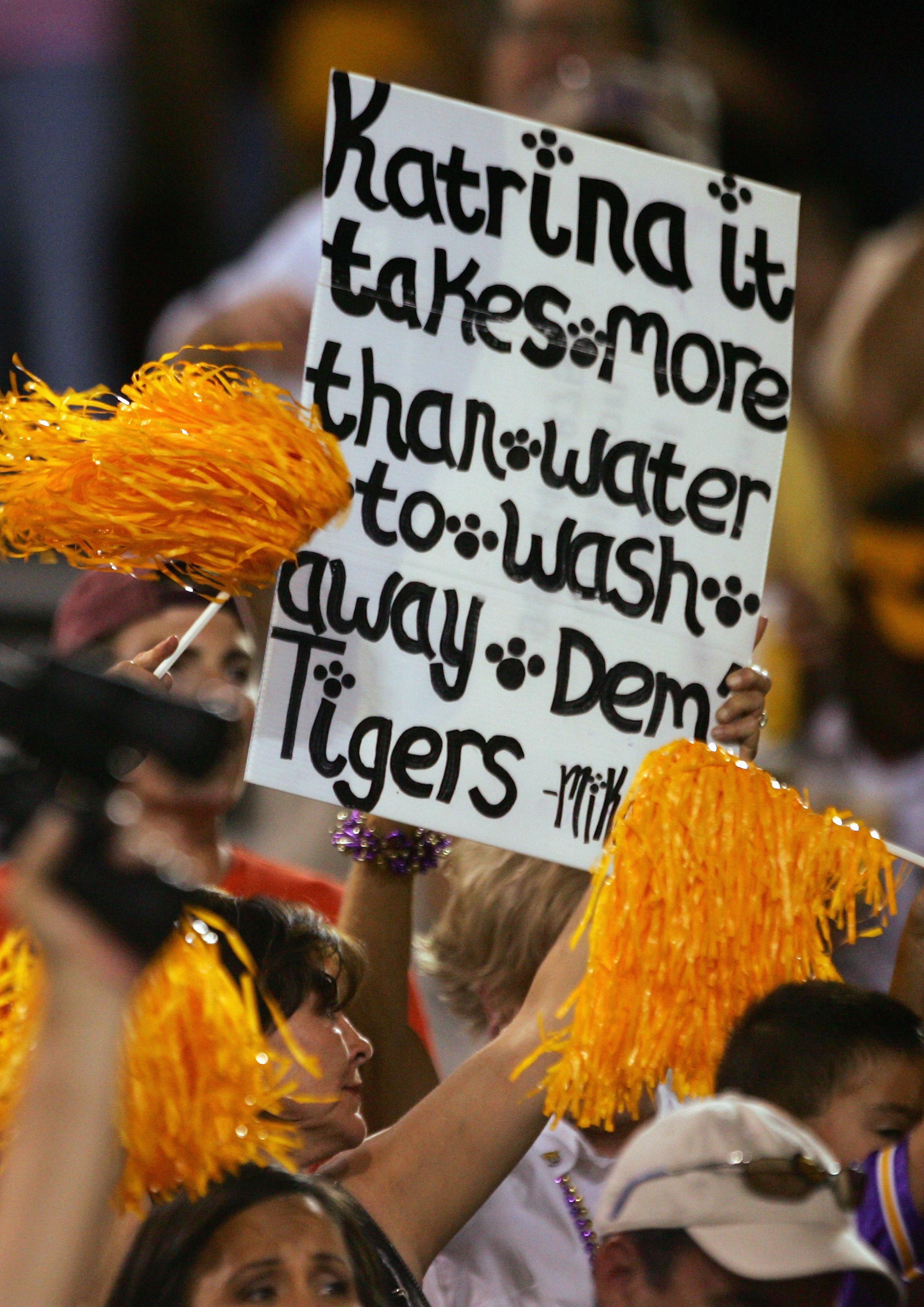 LSU Tigers at Arizona State Sun Devils