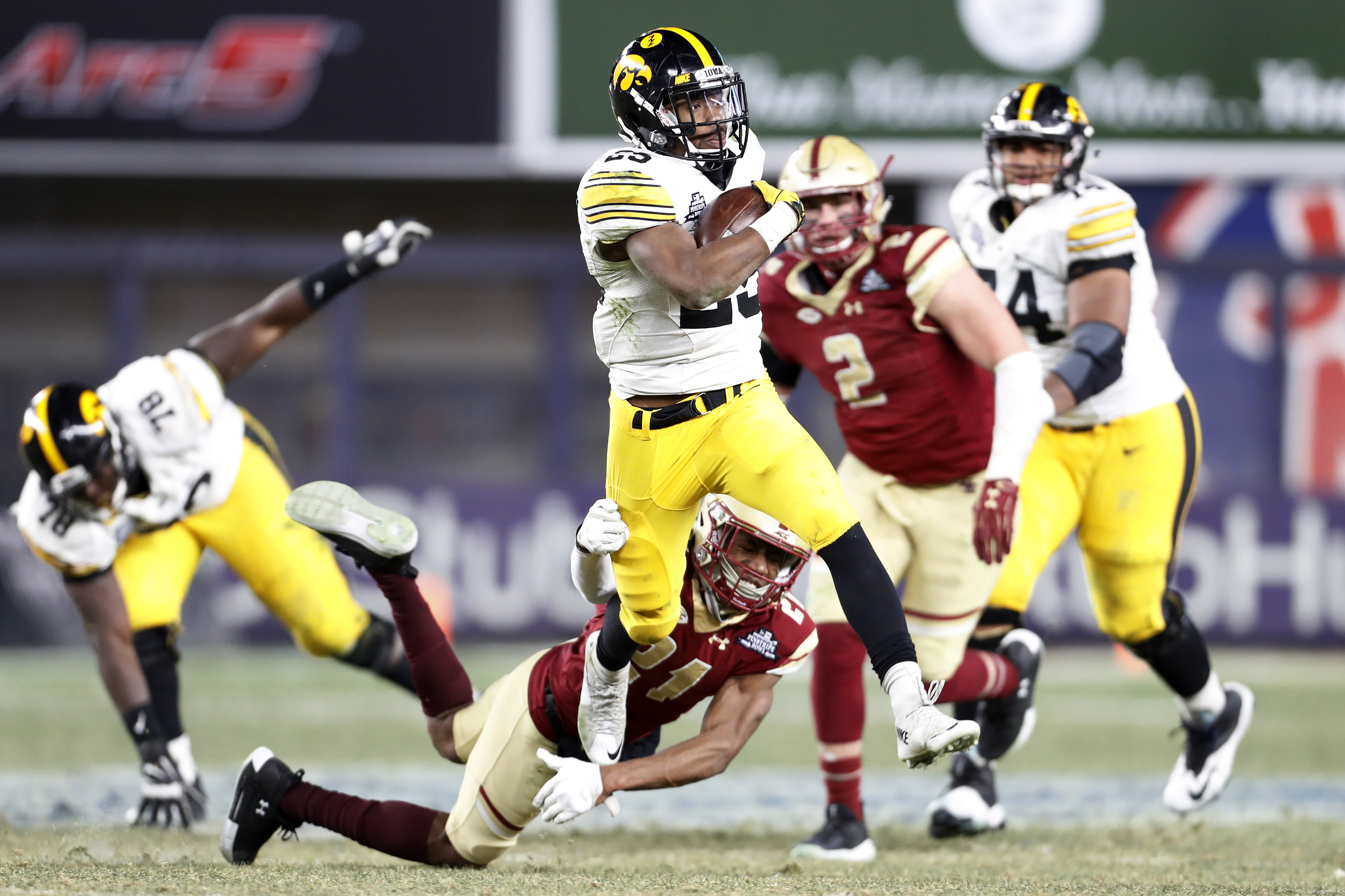 New Era Pinstripe Bowl - Iowa v Boston College