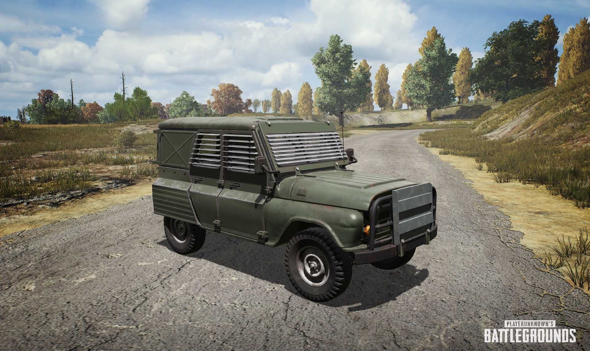 Pubg S Latest Mode Adds Armored Vehicles And Eight Person Squads