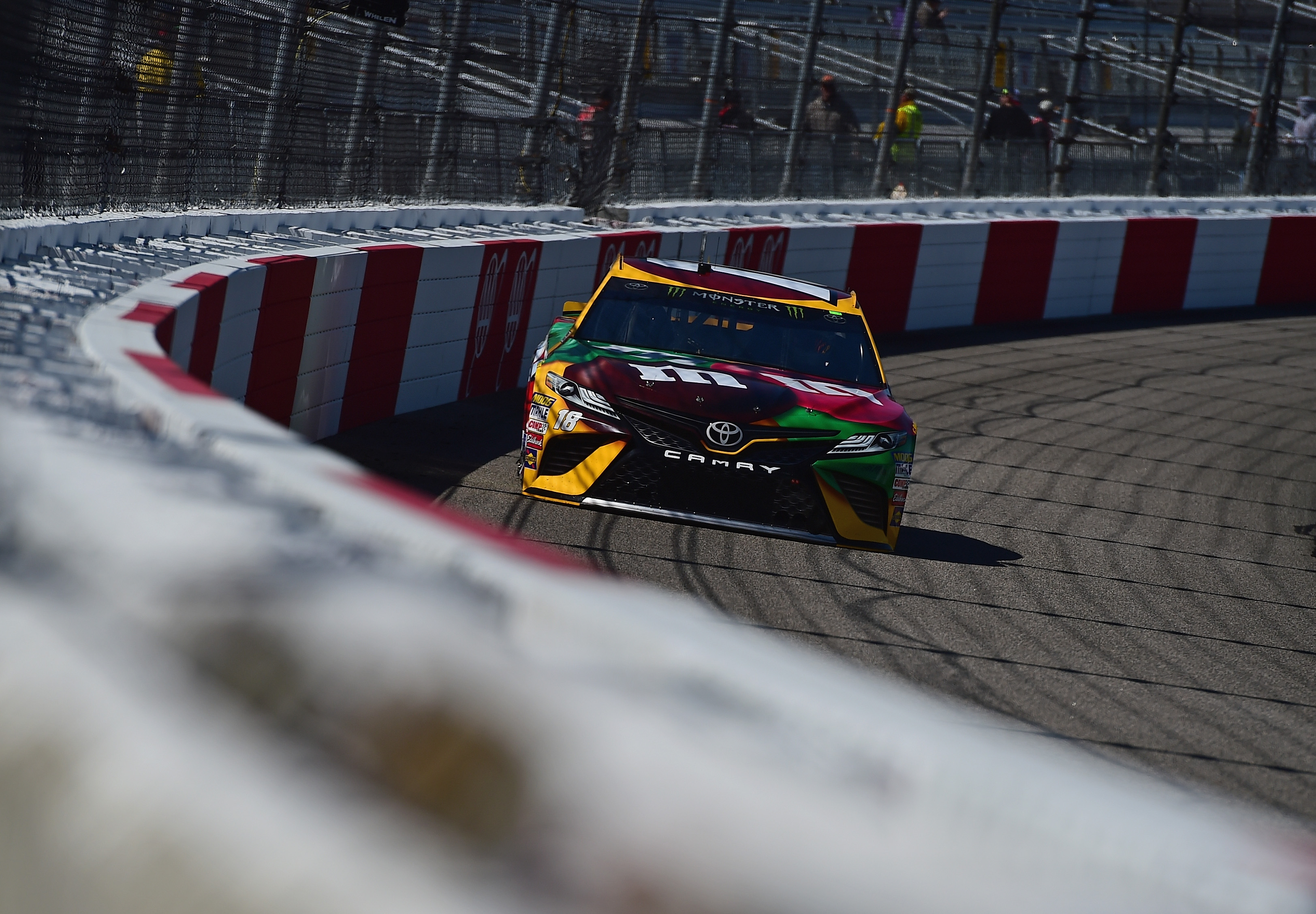 Monster Energy NASCAR Cup Series Toyota Owners 400 - Practice