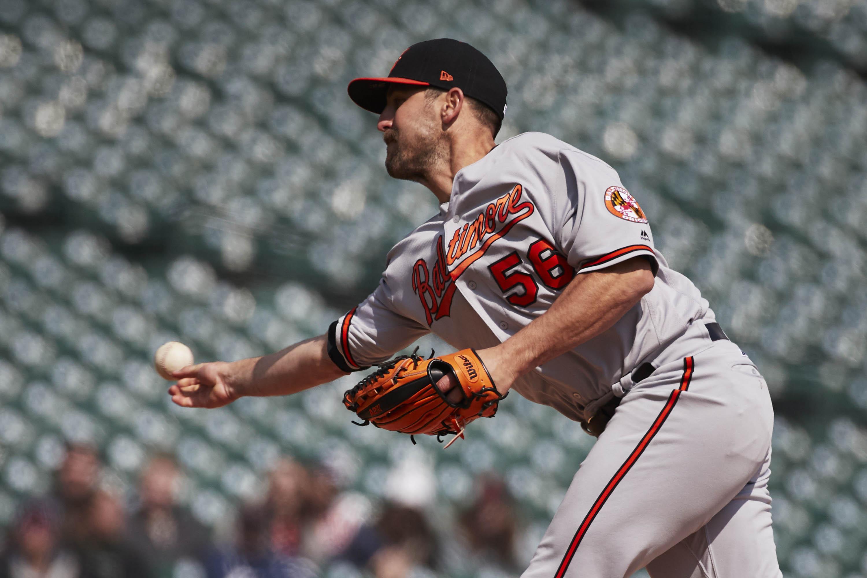 MLB: Baltimore Orioles at Detroit Tigers