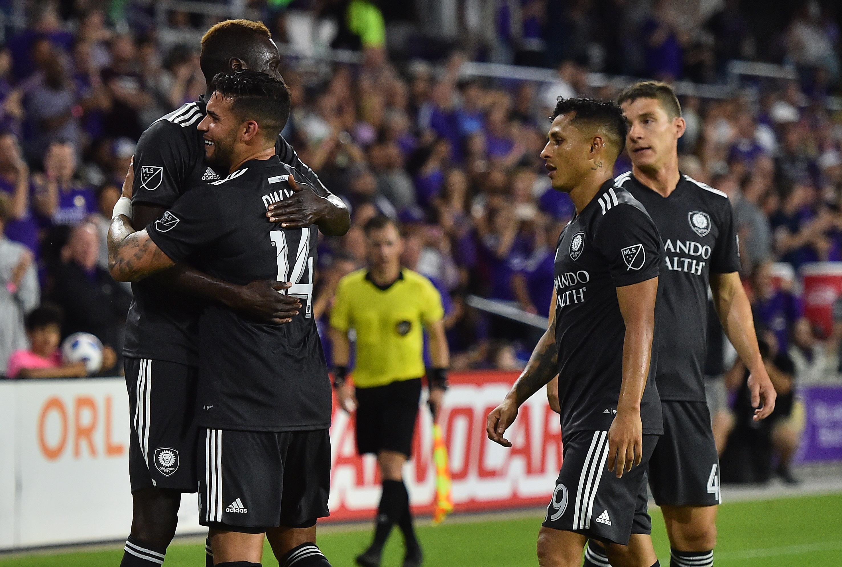 MLS: San Jose Earthquakes at Orlando City SC