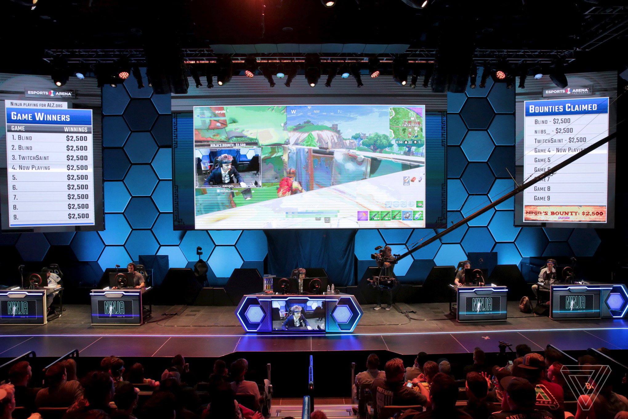 here are the 4 best moments from the first big fortnite e sports tournament - xbox fortnite tournament
