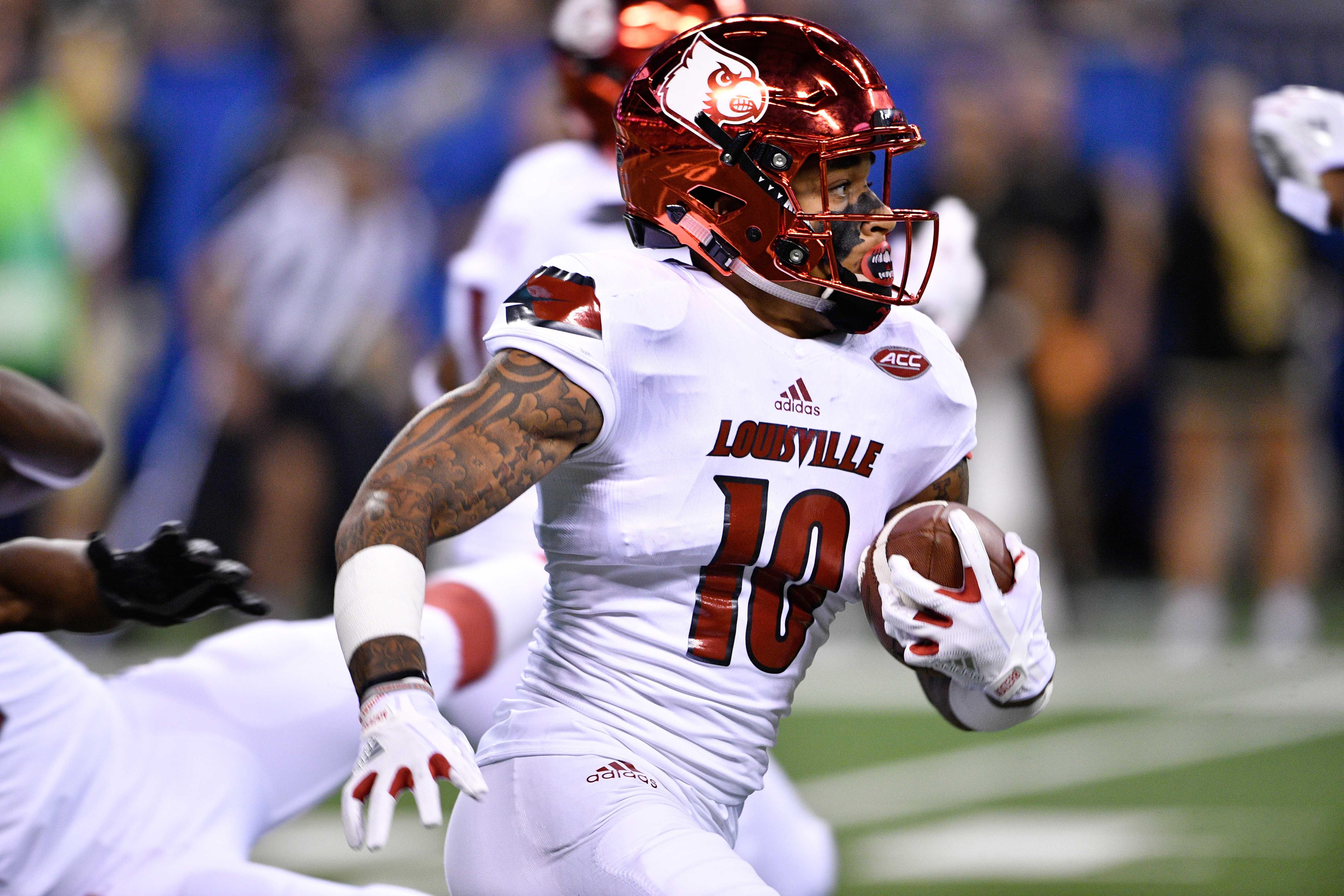 NCAA Football: Louisville vs Purdue