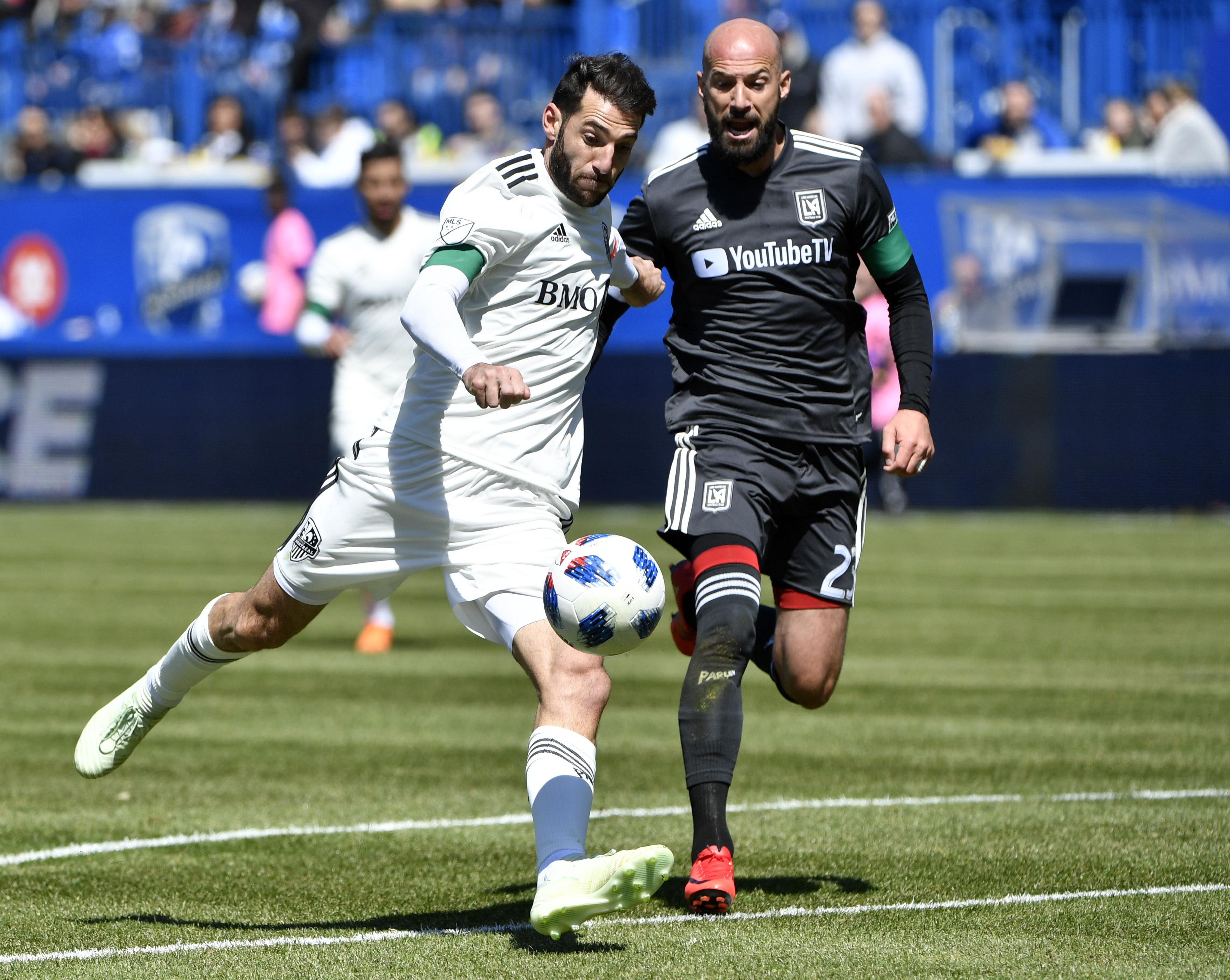 Jado S Virtuosos Lafc Pull An La Galaxy And Get The Comeback Win Mount Royal Soccer