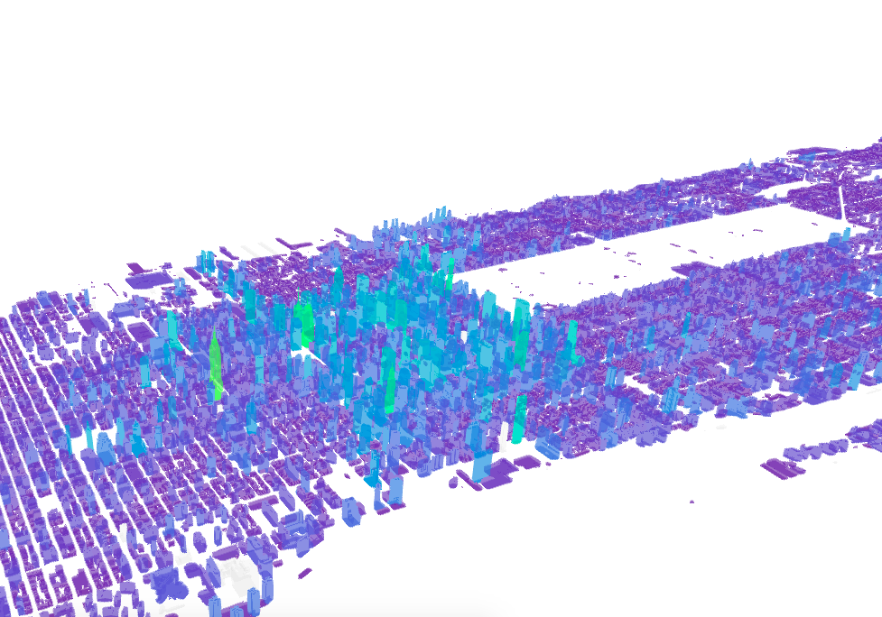 See every single building in Manhattan mapped with this new tool
