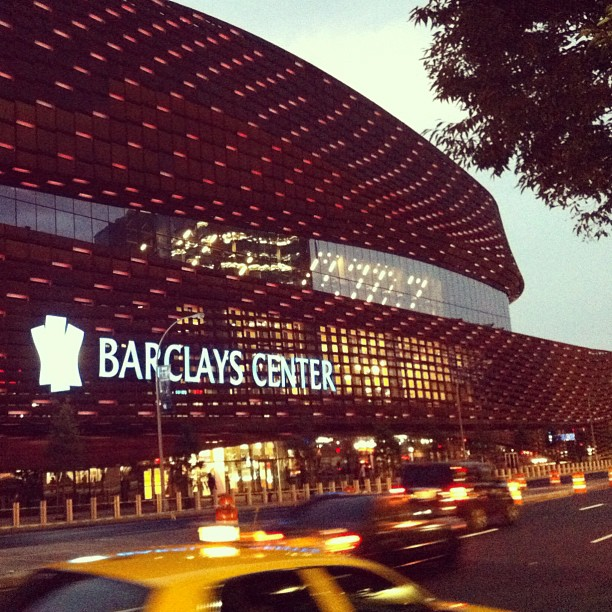 Barclays Center - Daytime