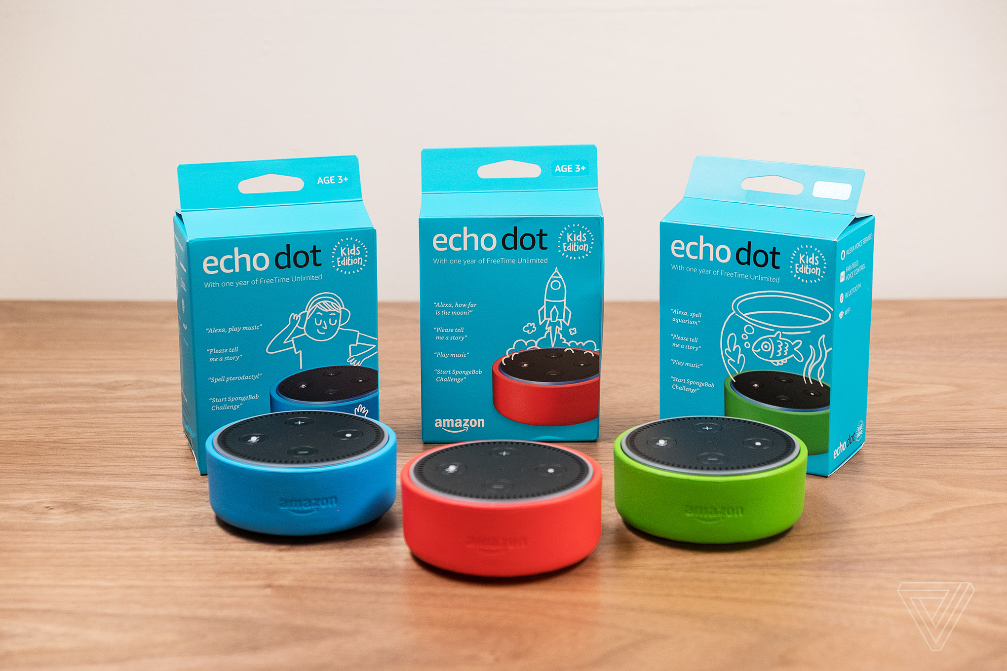 Amazon\'s Echo Dot Kids Edition has a case and parental controls ...