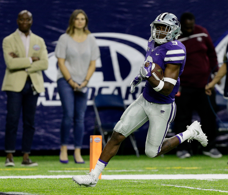 AdvoCare V100 Texas Bowl - Texas A&M v Kansas State