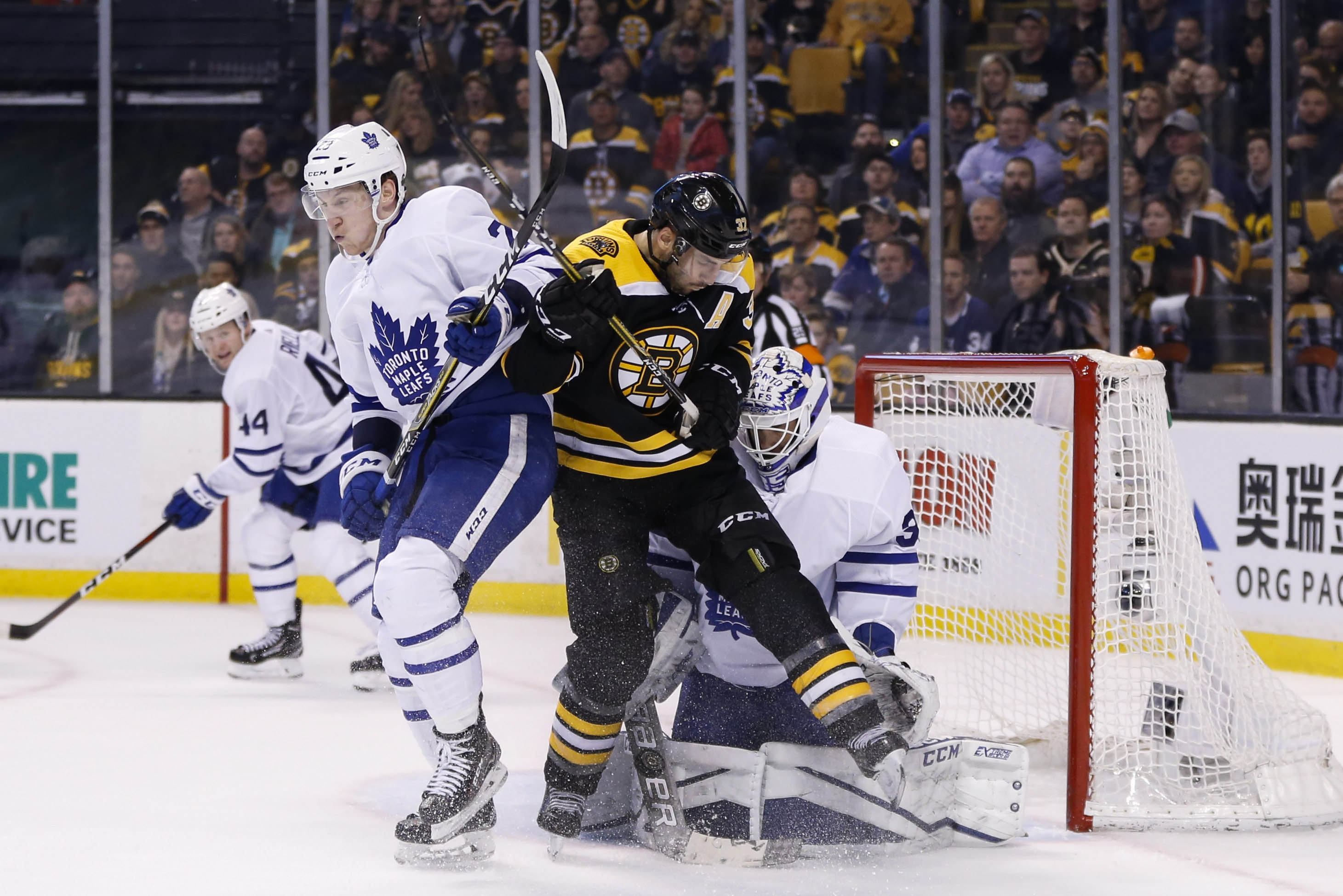 f910ae253aa Bruins favored over Maple Leafs on Game 7 NHL betting lines