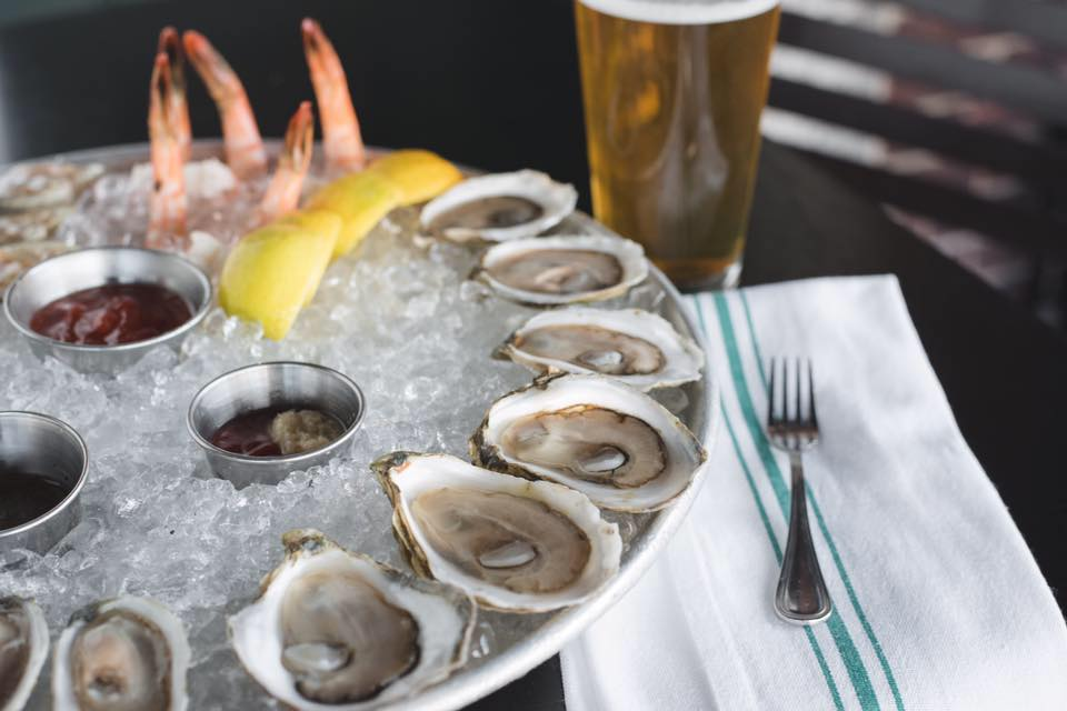 Oysters at Row 34