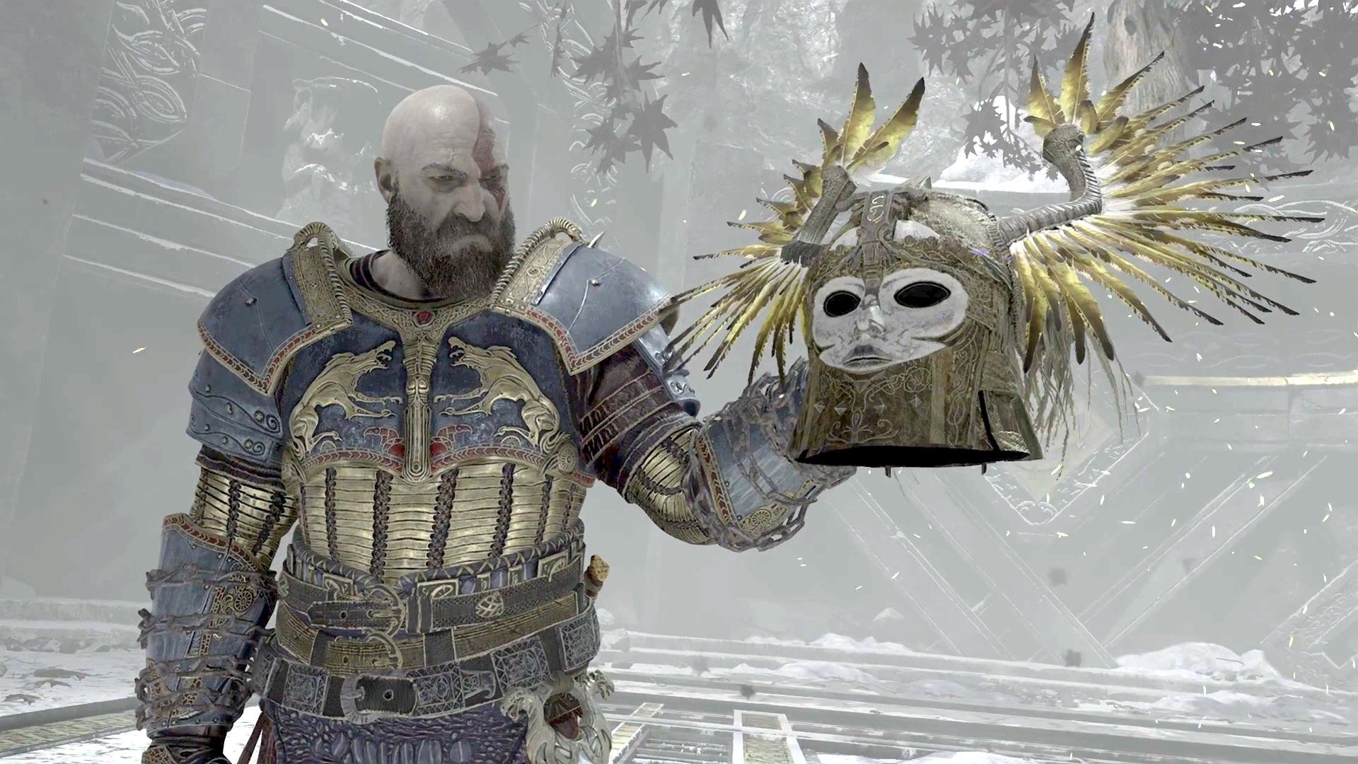 God of War Valkyrie guide Olrun Alfheim Polygon