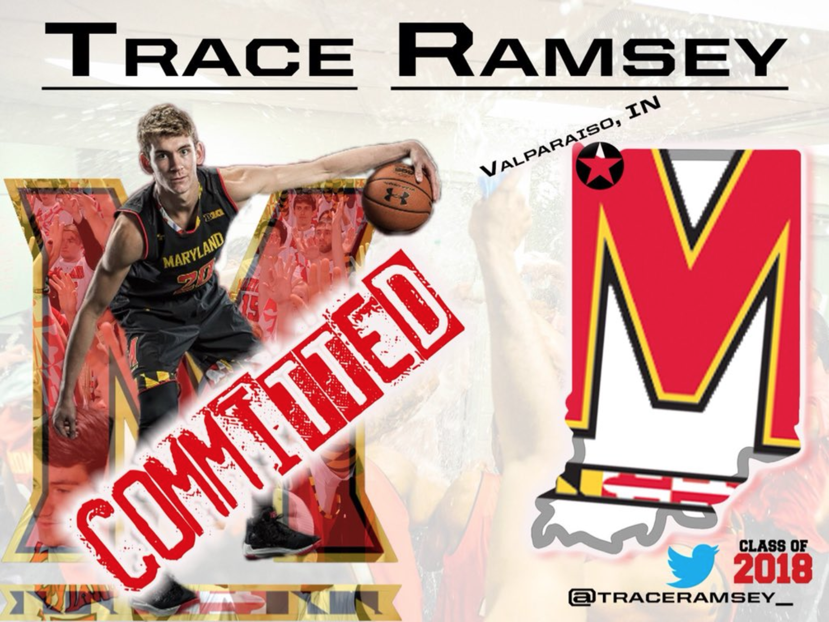 trace ramsey commitment