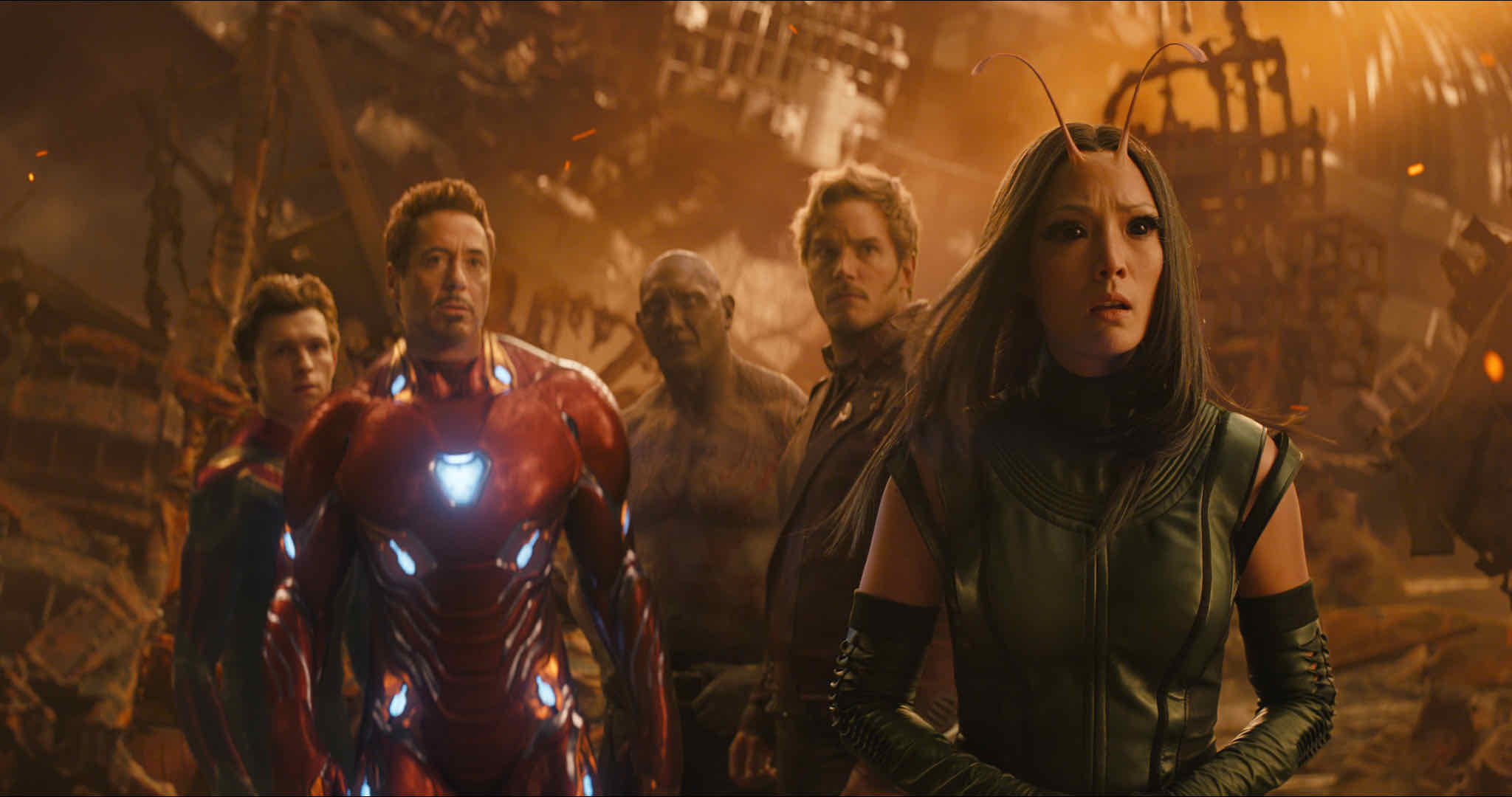 Avengers: Infinity War's ending is incredibly bold. And maybe a little cheap.