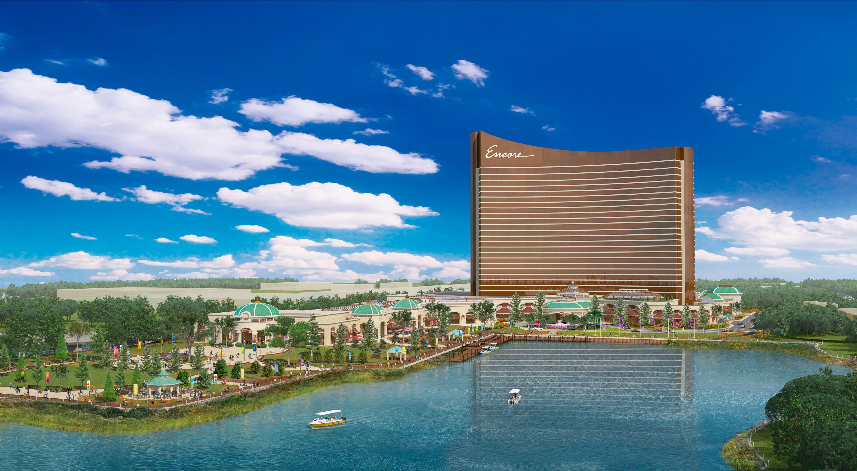 Meet Encore Boston Harbor: It's the new name for the casino under  construction in Everett