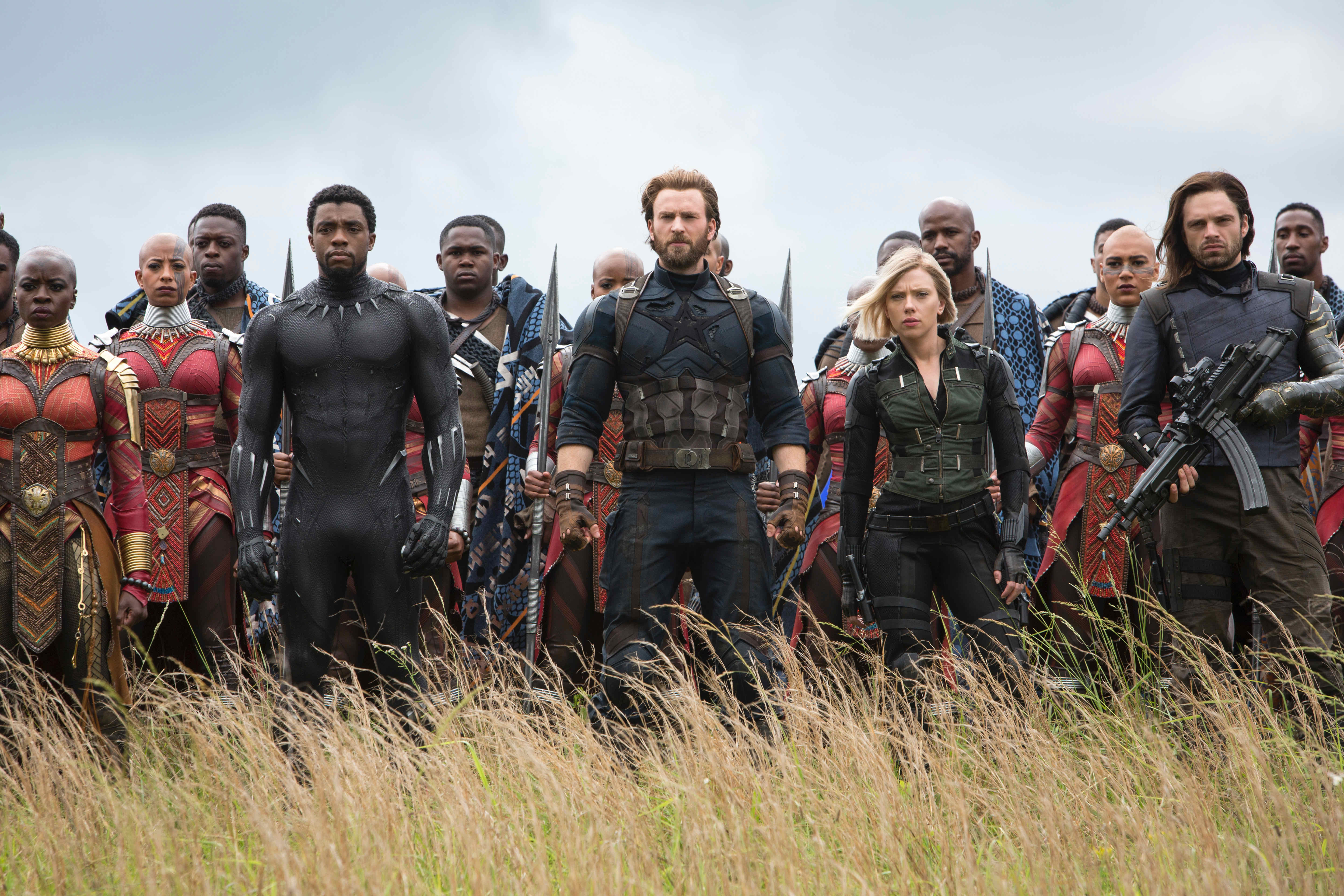 Avengers: Infinity War's superheroes, explained by an evolutionary biologist