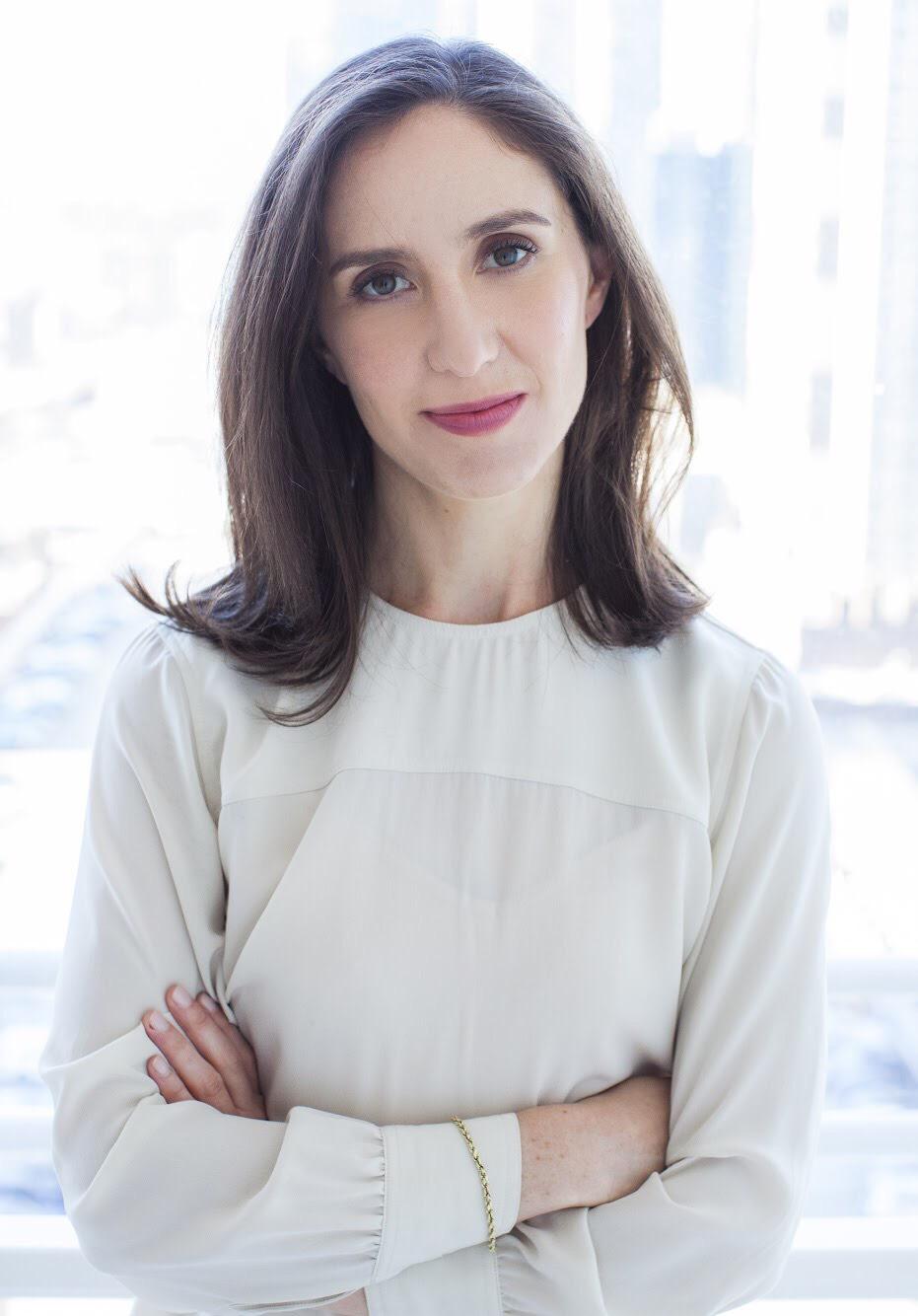 New York Times reporter Emily Steel