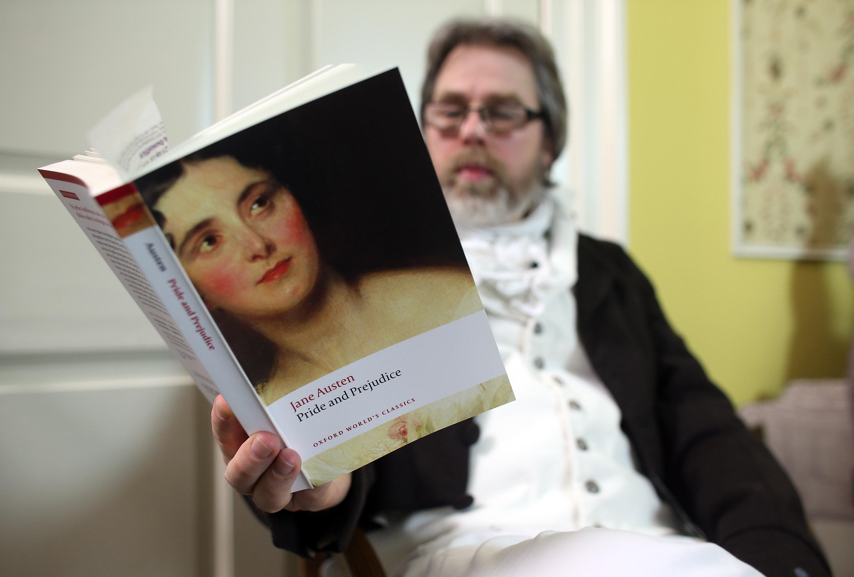 Jane Austen, authority on relationship intricacies, has been