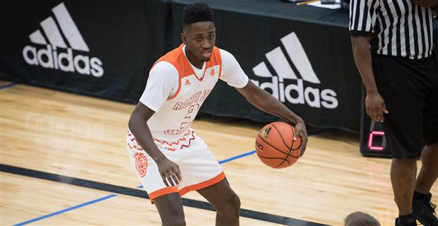 Coveted 4-star PG Courtney Ramey commits to Texas over Louisville,  Missouri, others