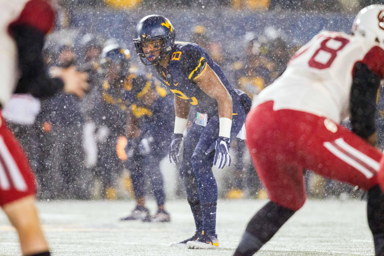 NCAA Football: Oklahoma at West Virginia