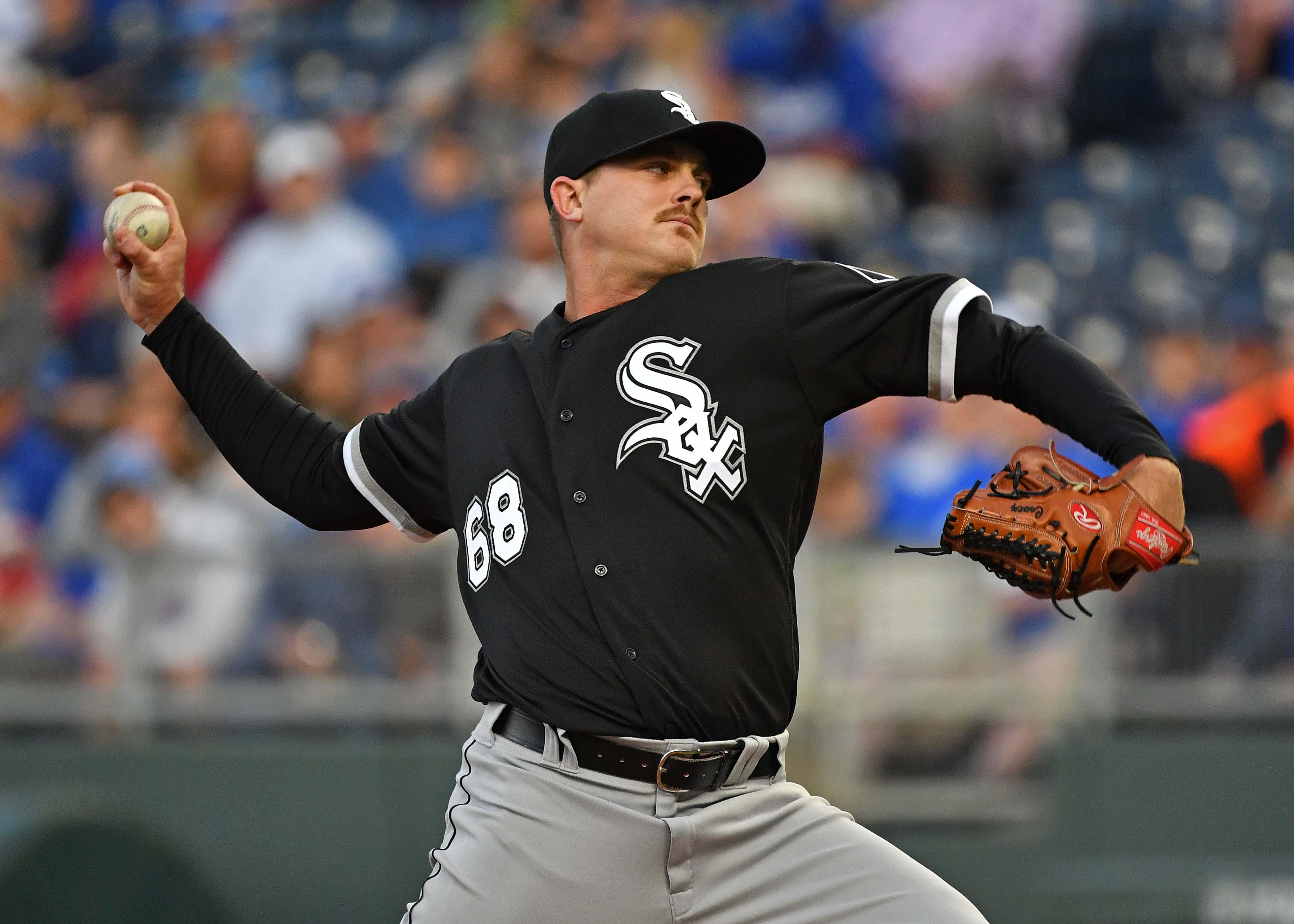 MLB: Game Two-Chicago White Sox at Kansas City Royals