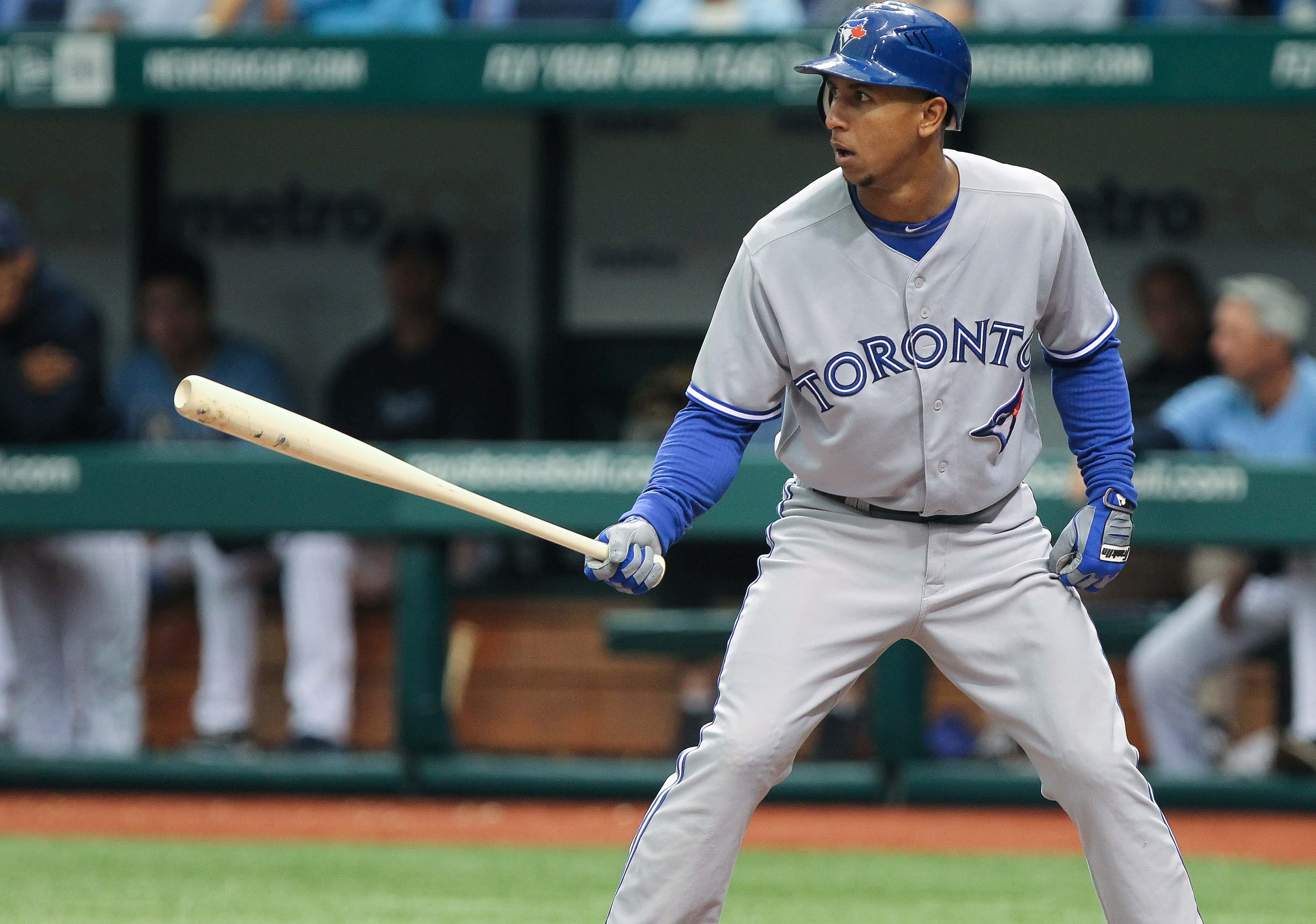 With Anthony Gose graduating and the Jays trading half their system...Who is left?