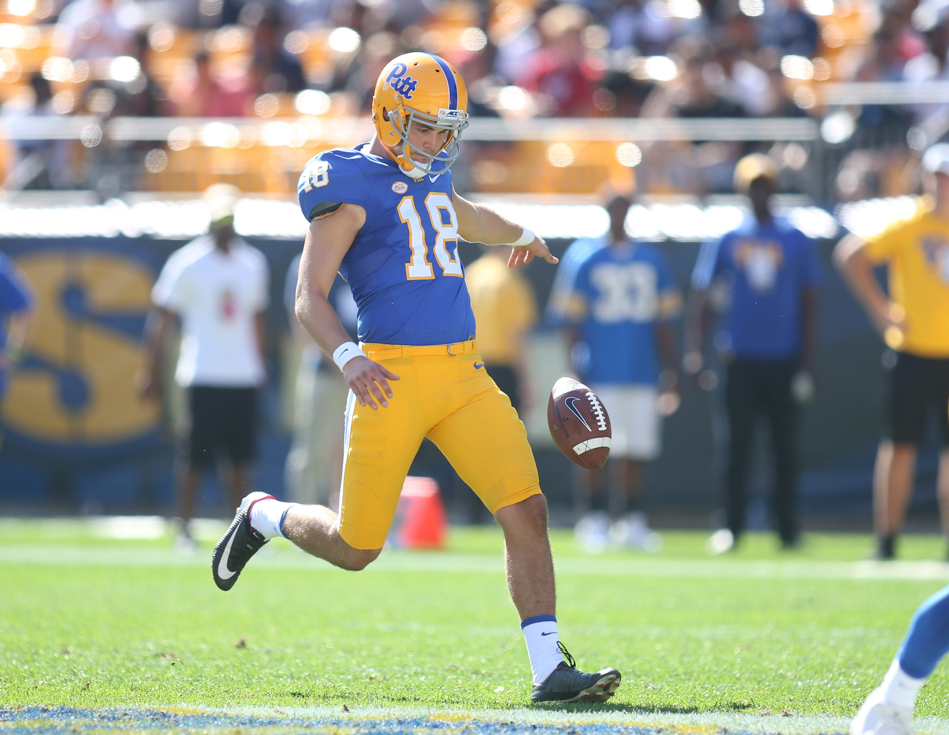 c2fed463e Chicago Bears sign Pitt punter Ryan Winslow as undrafted free agent. By  CardiacHill ...