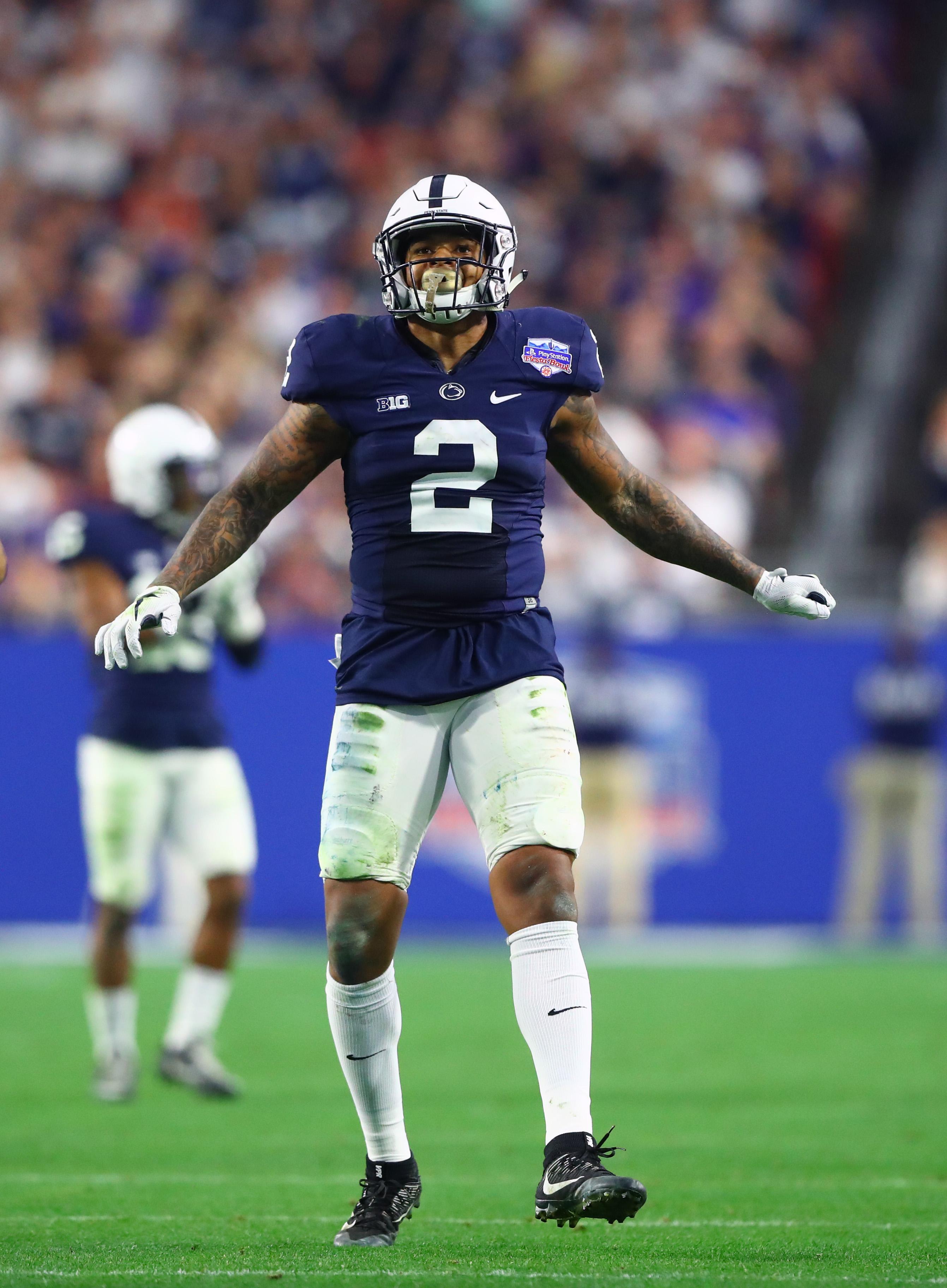4a5071c63 2018 NFL Draft Grades  Mel Kiper rips Steelers draft
