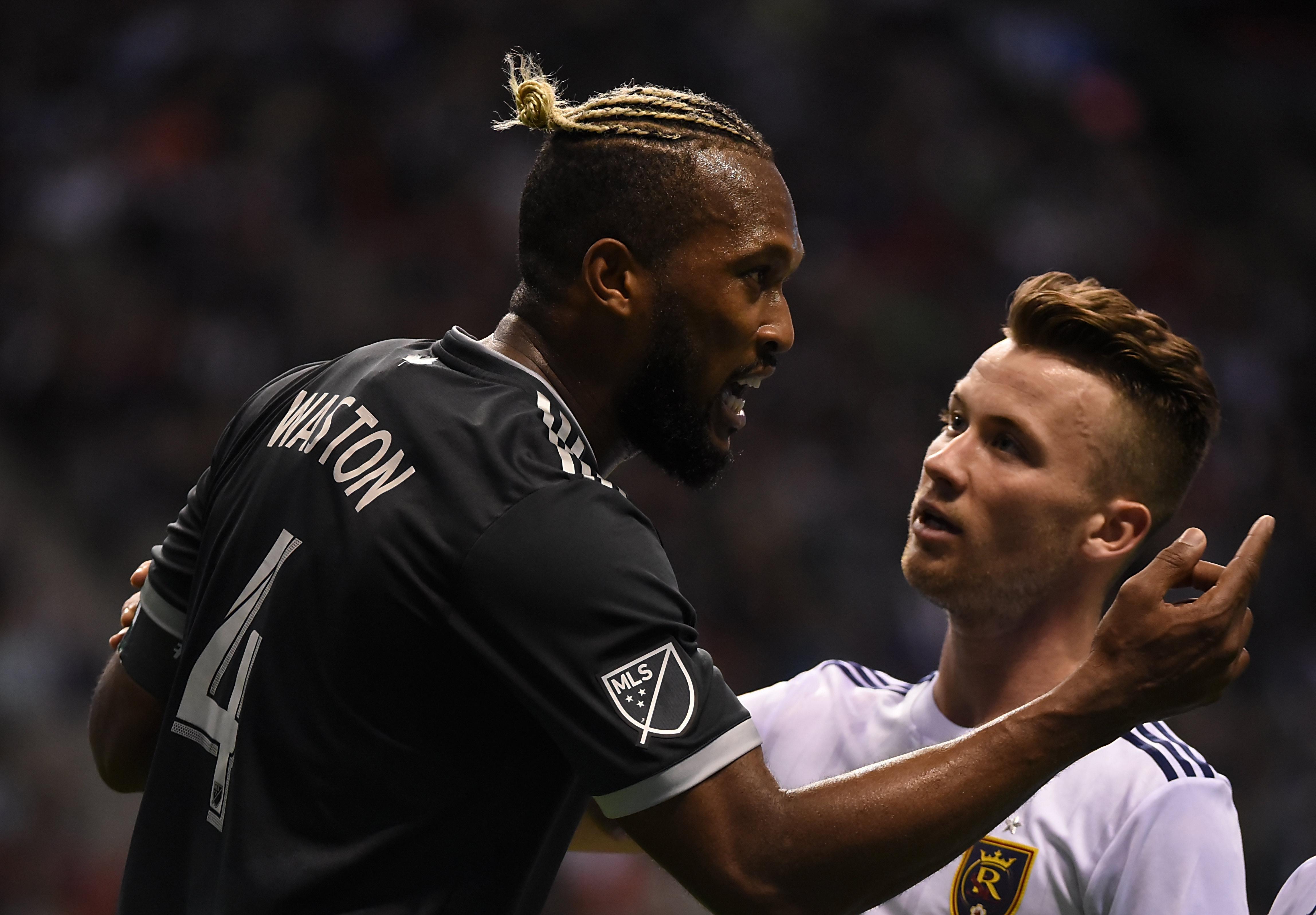 MLS: Real Salt Lake at Vancouver Whitecaps