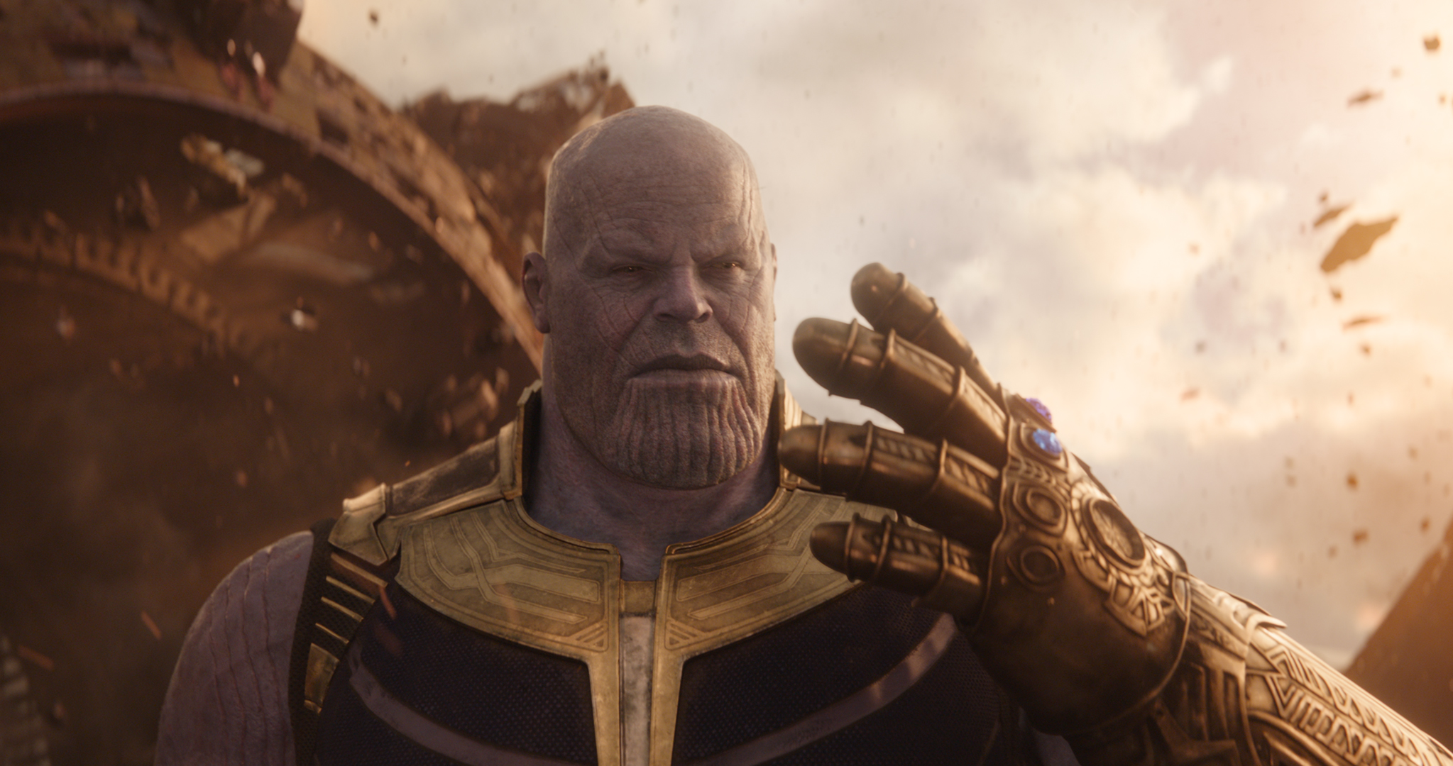 How to make your own Thanos gauntlet from Avengers: Infinity
