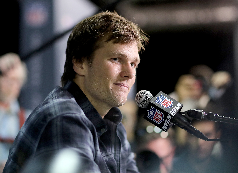 Super Bowl LII - New England Patriots Media Availability