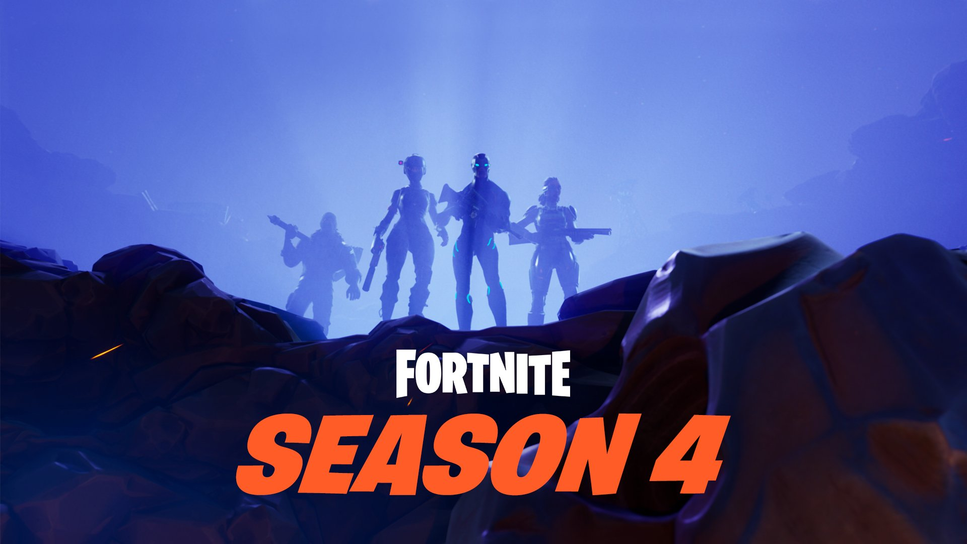 fortnite season 4 arrives with an answer to the mystery of the meteor the verge - fortnite mystery skin