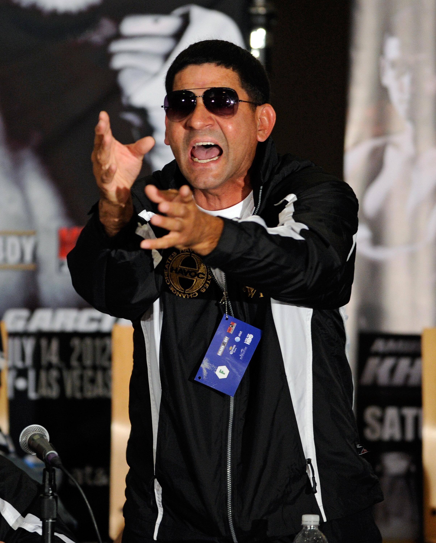 Amir Khan v Danny Garcia - Press Conference
