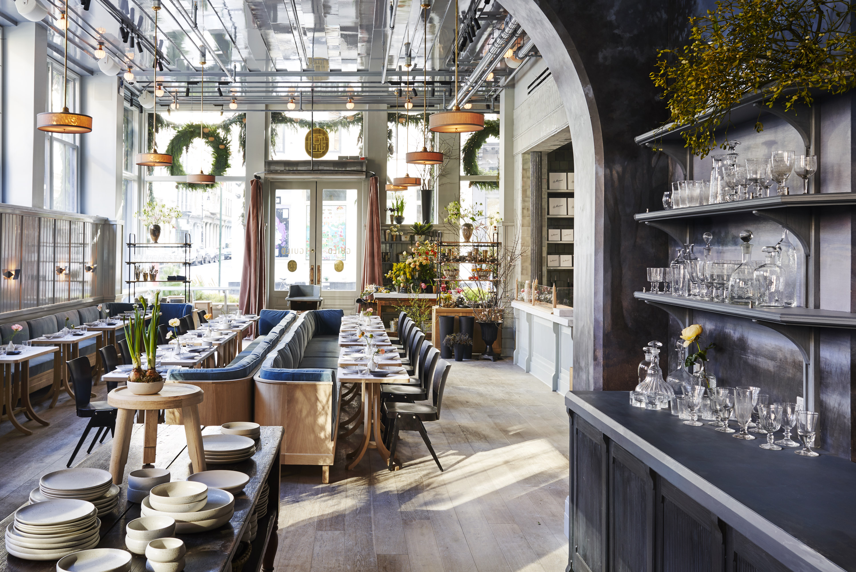 Pete Wells Raves About Soho Cafe La Mercerie Especially The Pastries