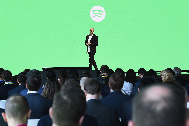 Spotify Investor Day