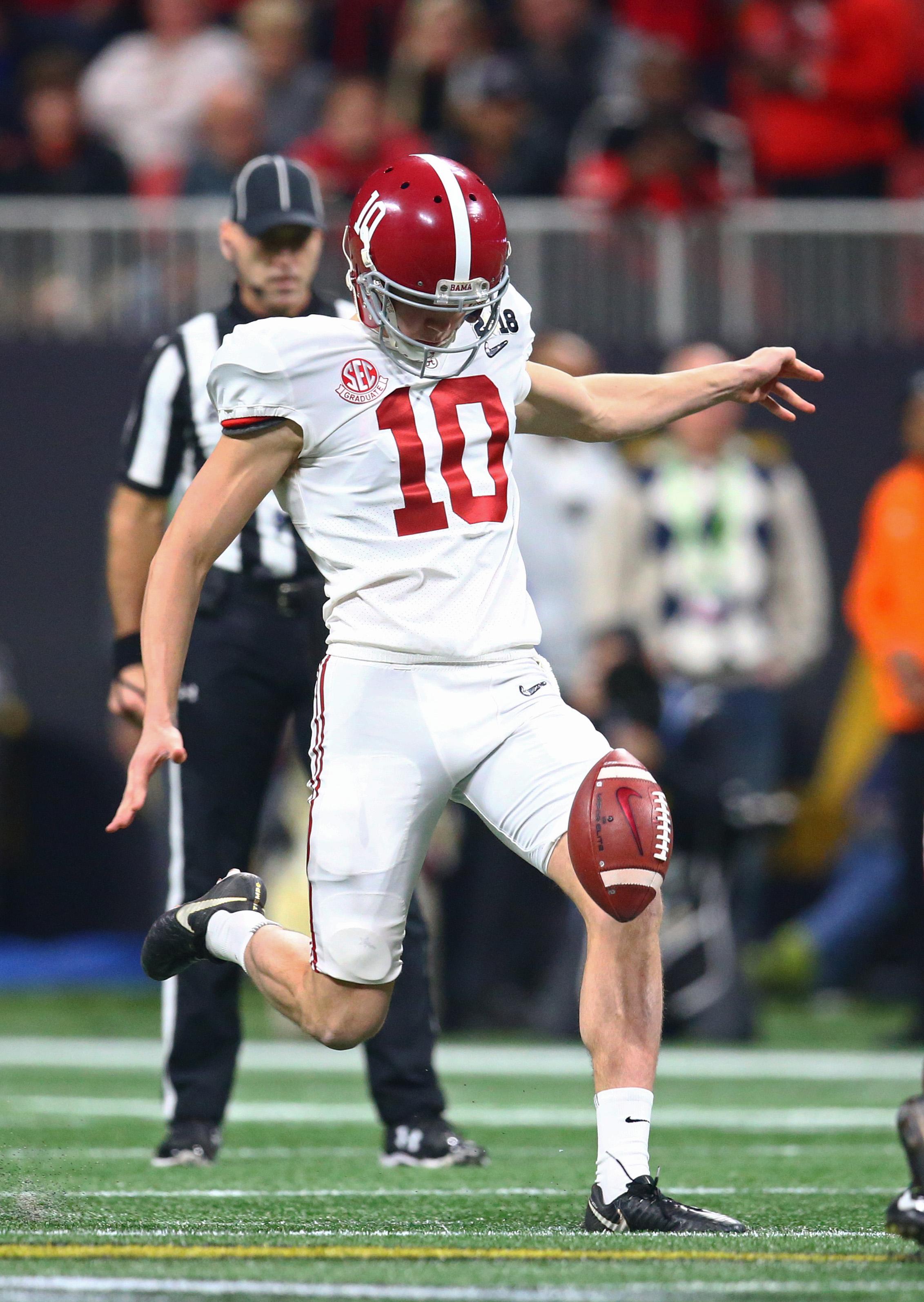 NCAA Football: CFP National Championship Game-Alabama vs Georgia